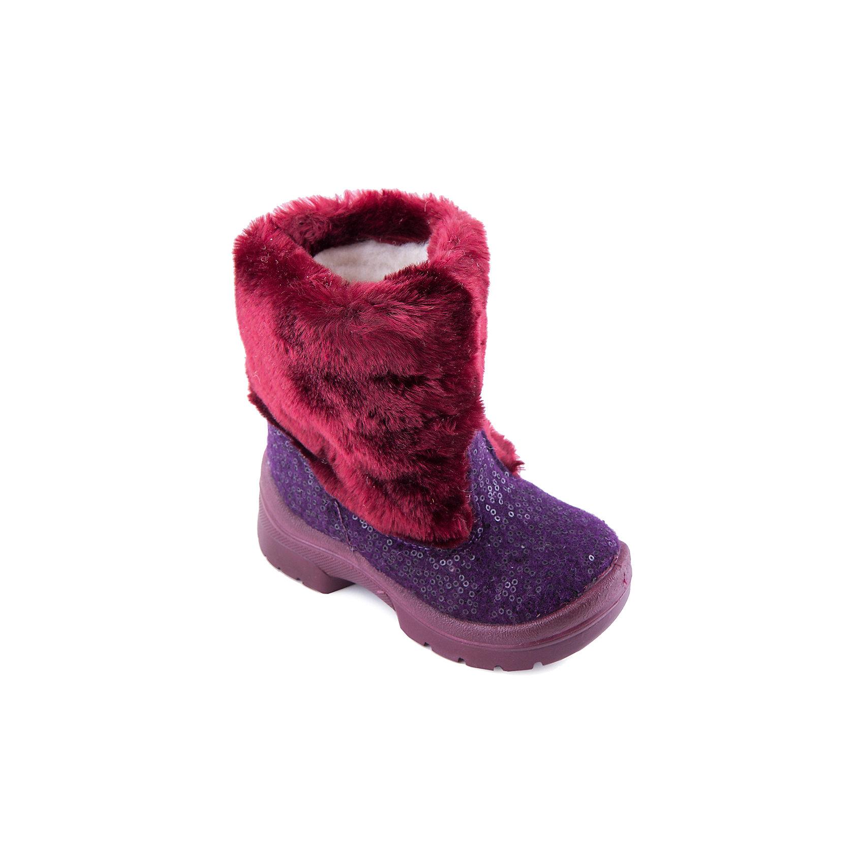 Валенки Мишель для девочки ФилипокВаленки<br>Характеристики товара:<br><br>• цвет: бордовый<br>• температурный режим: от -5° С до -30° С<br>• внешний материал: эко-войлок (натуральная шерсть)<br>• подкладка: натуральная овечья шерсть<br>• стелька: шерстяной войлок (3,5 мм)<br>• подошва: литая, полиуретан<br>• декорированы искусственным мехом и пайетками<br>• подошва с анти скользящей с системой протектора anti slip<br>• защита носка - натуральная кожа с износостойкой пропиткой<br>• усиленная пятка<br>• толстая устойчивая подошва<br>• страна бренда: РФ<br>• страна изготовитель: РФ<br><br>Очень теплые и удобные валенки для ребенка от известного бренда детской обуви Филипок созданы специально для русской зимы. Качественные материалы с пропиткой против попадания воды внутрь и модный дизайн понравятся и малышам и их родителям. Подошва и стелька обеспечат ребенку комфорт, сухость и тепло, позволяя в полной мере наслаждаться зимним отдыхом. Усиленная защита пятки и носка обеспечивает дополнительную безопасность детских ног в этих сапожках.<br>Эта красивая и удобная обувь прослужит долго благодаря отличному качеству. Производитель анти скользящее покрытие и амортизирующие свойства подошвы! Модель производится из качественных и проверенных материалов, которые безопасны для детей.<br><br>Валенки для девочки от бренда Филипок можно купить в нашем интернет-магазине.<br><br>Ширина мм: 257<br>Глубина мм: 180<br>Высота мм: 130<br>Вес г: 420<br>Цвет: бордовый<br>Возраст от месяцев: 21<br>Возраст до месяцев: 24<br>Пол: Женский<br>Возраст: Детский<br>Размер: 24,31,29,26,25,30,27,28,32<br>SKU: 3756775