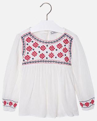 Рубашка для девочки Mayoral