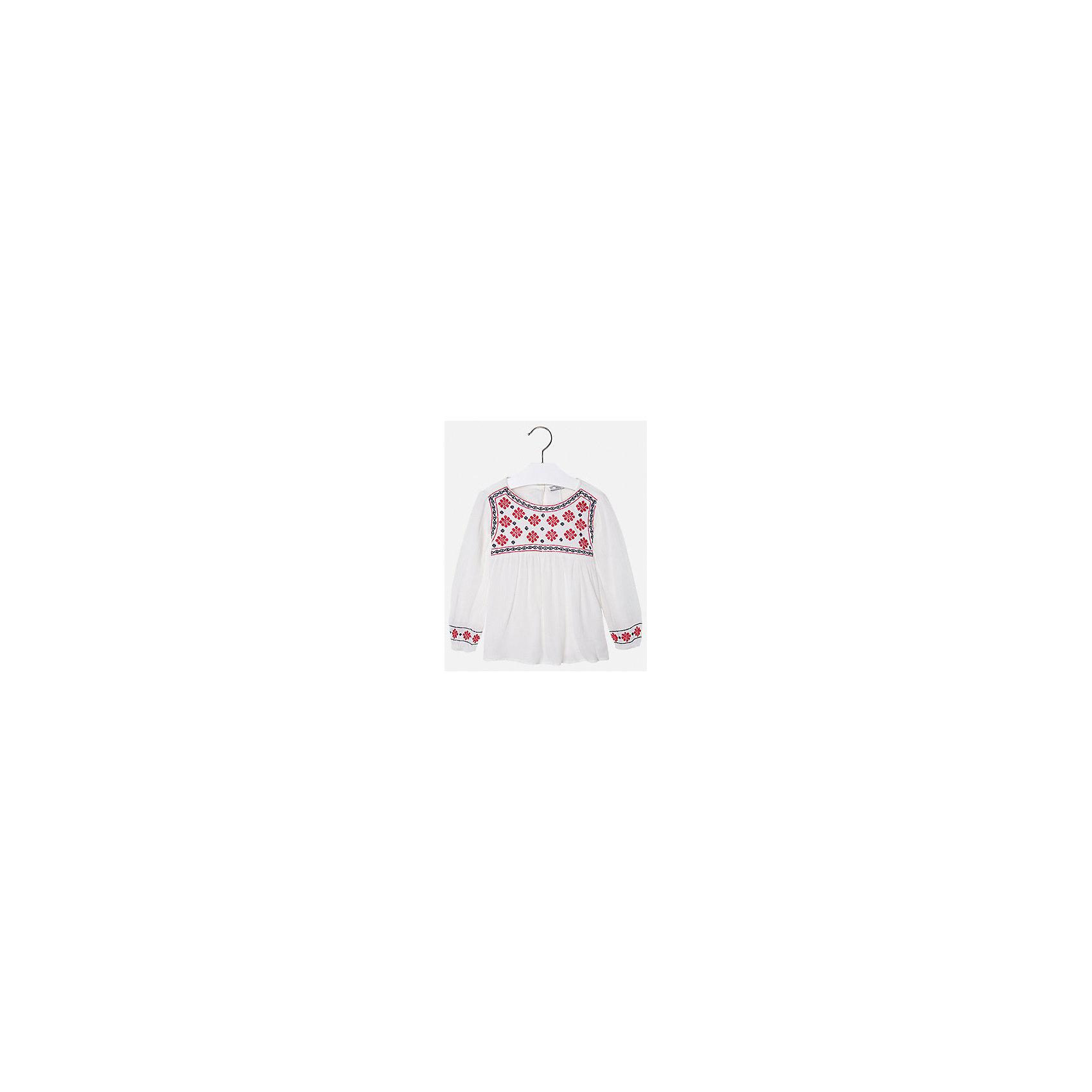 Рубашка для девочки MayoralМодная рубашка от популярного испанского бренда Mayoral (Майорал) для девочки. Изделие выполнено из натурального гипоаллергенного тонкого материала с мягкой подкладкой, очень приятной к телу, и обладает следующими особенностями:<br>- стильная клетка;<br>- воротник на стойке с фиксированными уголками;<br>- 1 нагрудный карман;<br>- традиционная застежка - пуговицы;<br>- закруглённый низ;<br>- тонкая подкладка в полоску.<br><br>Состав:<br>верх: 100% хлопок<br>подкладка: 100% хлопок<br><br>Рубашку Mayoral (Майорал) можно купить в нашем магазине<br><br>Ширина мм: 174<br>Глубина мм: 10<br>Высота мм: 169<br>Вес г: 157<br>Цвет: зеленый<br>Возраст от месяцев: 36<br>Возраст до месяцев: 48<br>Пол: Женский<br>Возраст: Детский<br>Размер: 104,92,128,110,116,98,122,128,134<br>SKU: 3757377