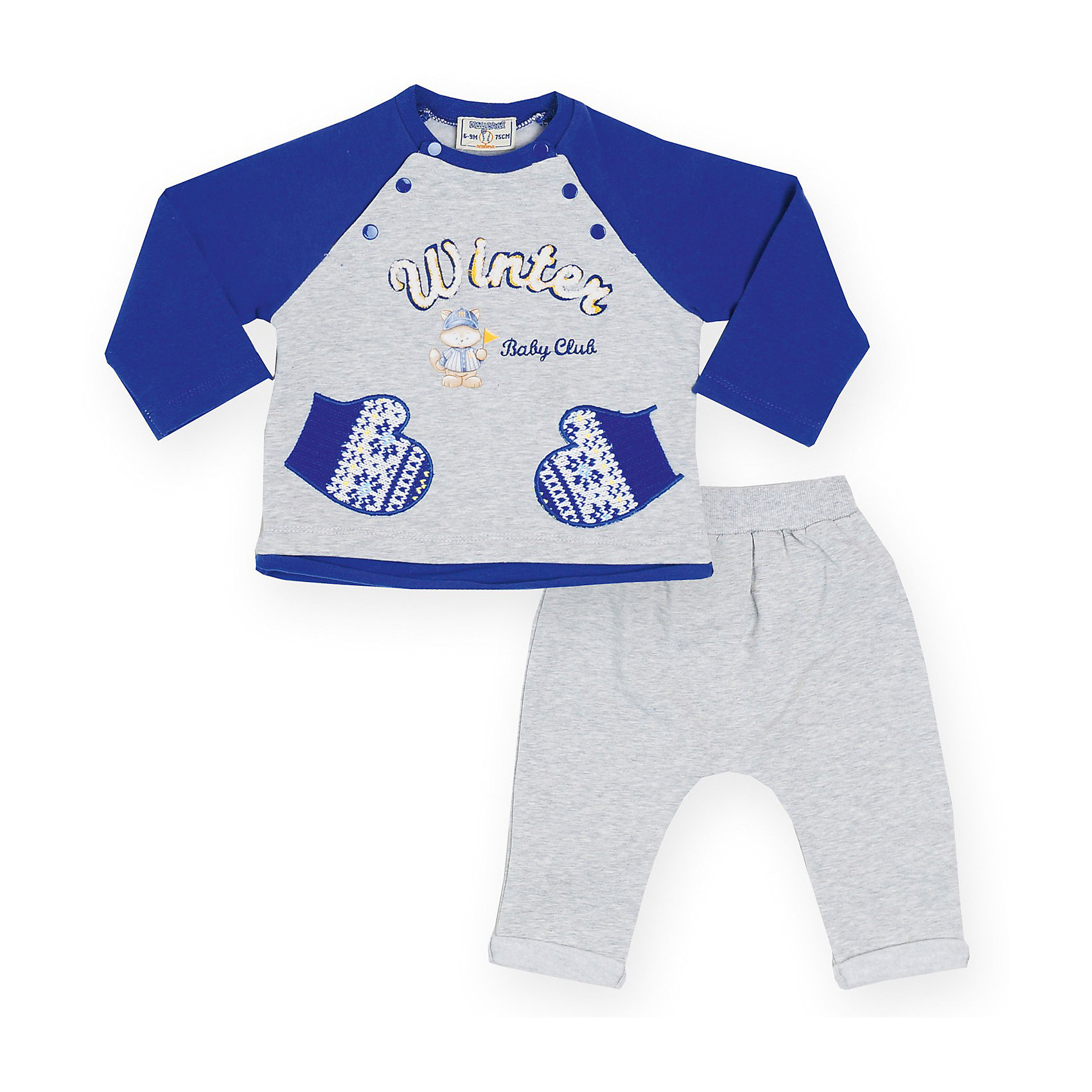 Комплект для мальчика: футболка и брюки Mayoral