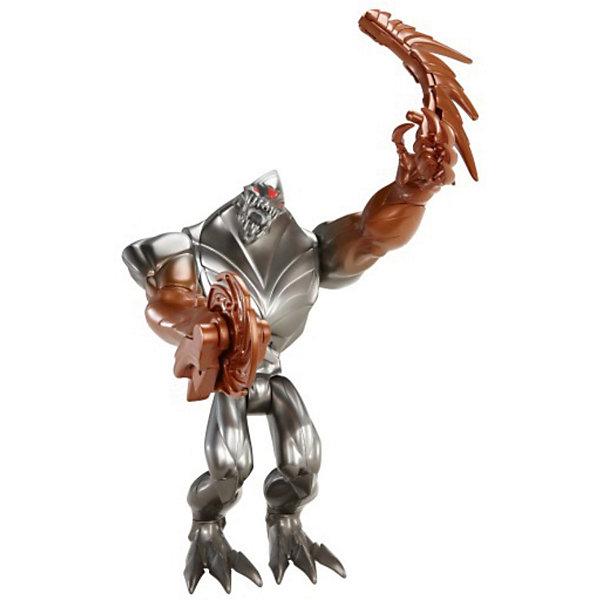 Фигурка Metal Elementor, Max SteelФигурки из мультфильмов<br>Фигурка Metal Elementor (Металлический Элементор), Max Steel (Макс Стил) – порадует всех маленьких поклонников мультсериала о супергероях.<br>Коллекция фигурок из серии «Макс Стил» отличается невероятно большими размерами— под стать размаху тех битв, которые их ожидают! Металлический Элементор, биопаразитический воин-покоритель омега-класса. У огромной 30-см фигурке Металлического Элементора в одной руке вращается металлический диск, способный разрезать соперника пополам и нанести смертельную рану, даже слегка коснувшись врага. Другая рука сжата в кулак, который способен нанести сокрушительный и мощный удар при нажатии на специальную кнопку.<br><br>Дополнительная информация:<br><br>- Высота фигурки: 30 см.<br>- Материл: пластик<br>- Размер упаковки: 26,5 x 30,5 x 9,5 см.<br>- Вес: 0.834 кг.<br><br>Фигурку Metal Elementor (Металлический Элементор), Max Steel (Макс Стил) можно купить в нашем интернет-магазине.<br><br>Ширина мм: 305<br>Глубина мм: 270<br>Высота мм: 95<br>Вес г: 834<br>Возраст от месяцев: 60<br>Возраст до месяцев: 144<br>Пол: Мужской<br>Возраст: Детский<br>SKU: 3759657