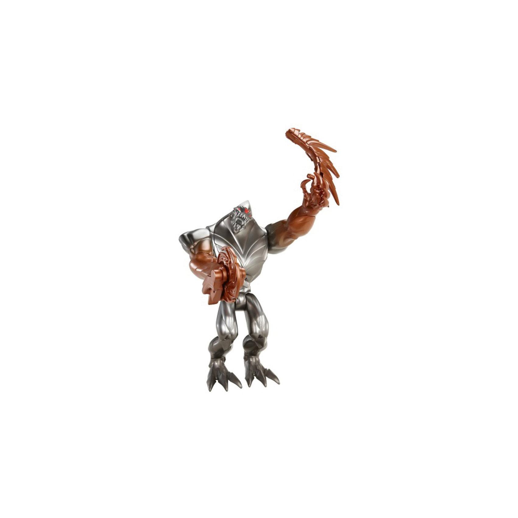 Фигурка Metal Elementor, Max SteelИгрушки<br>Фигурка Metal Elementor (Металлический Элементор), Max Steel (Макс Стил) – порадует всех маленьких поклонников мультсериала о супергероях.<br>Коллекция фигурок из серии «Макс Стил» отличается невероятно большими размерами— под стать размаху тех битв, которые их ожидают! Металлический Элементор, биопаразитический воин-покоритель омега-класса. У огромной 30-см фигурке Металлического Элементора в одной руке вращается металлический диск, способный разрезать соперника пополам и нанести смертельную рану, даже слегка коснувшись врага. Другая рука сжата в кулак, который способен нанести сокрушительный и мощный удар при нажатии на специальную кнопку.<br><br>Дополнительная информация:<br><br>- Высота фигурки: 30 см.<br>- Материл: пластик<br>- Размер упаковки: 26,5 x 30,5 x 9,5 см.<br>- Вес: 0.834 кг.<br><br>Фигурку Metal Elementor (Металлический Элементор), Max Steel (Макс Стил) можно купить в нашем интернет-магазине.<br><br>Ширина мм: 305<br>Глубина мм: 270<br>Высота мм: 95<br>Вес г: 834<br>Возраст от месяцев: 60<br>Возраст до месяцев: 144<br>Пол: Мужской<br>Возраст: Детский<br>SKU: 3759657