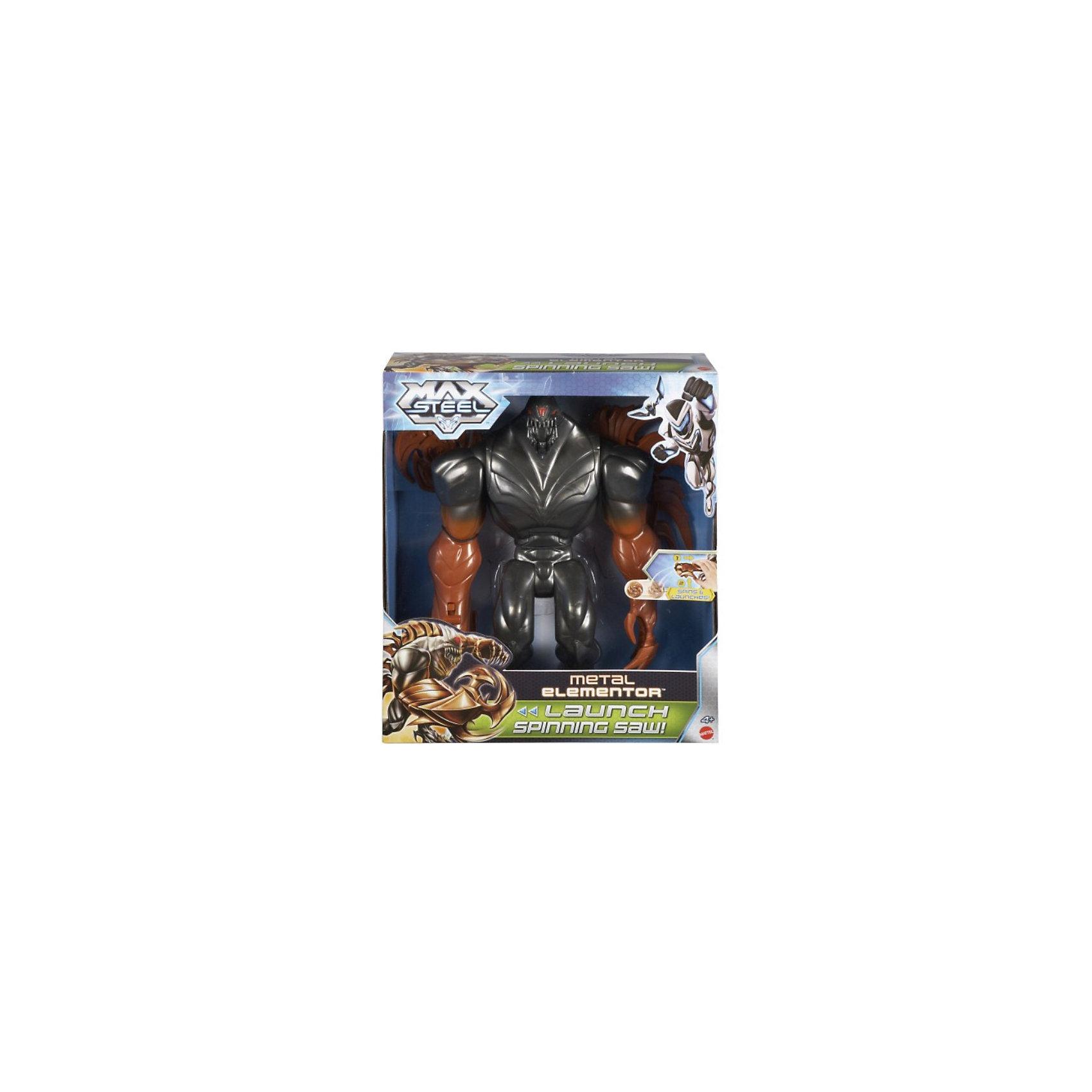 ������� Metal Elementor, Max Steel (Mattel)