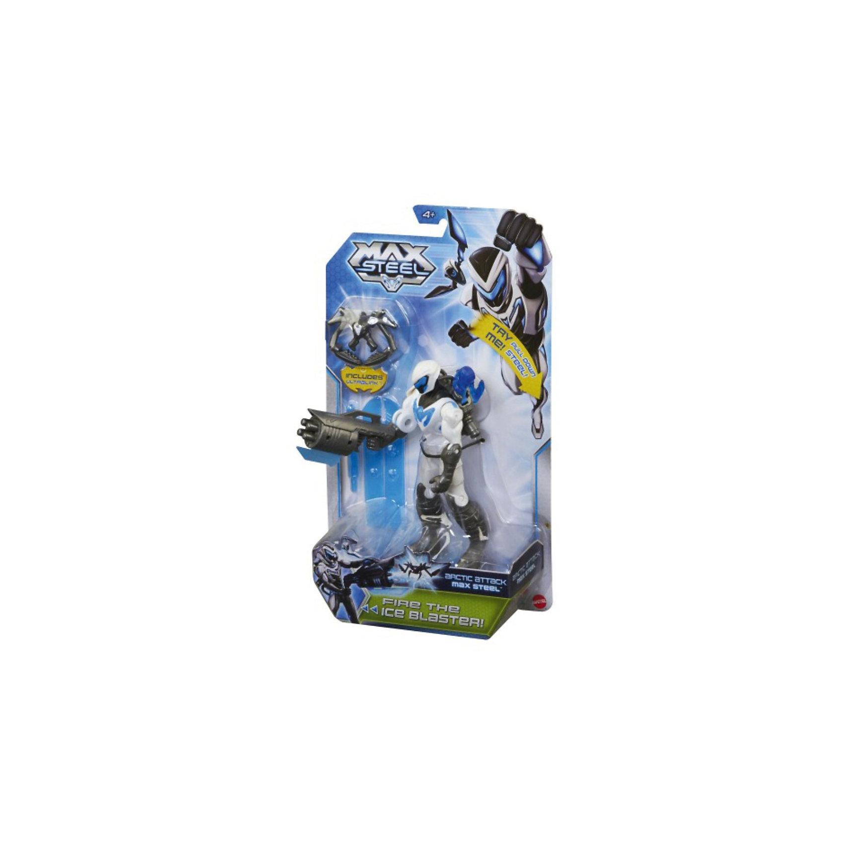 ��������� ������� ������: ����������� �����, Max Steel (Mattel)