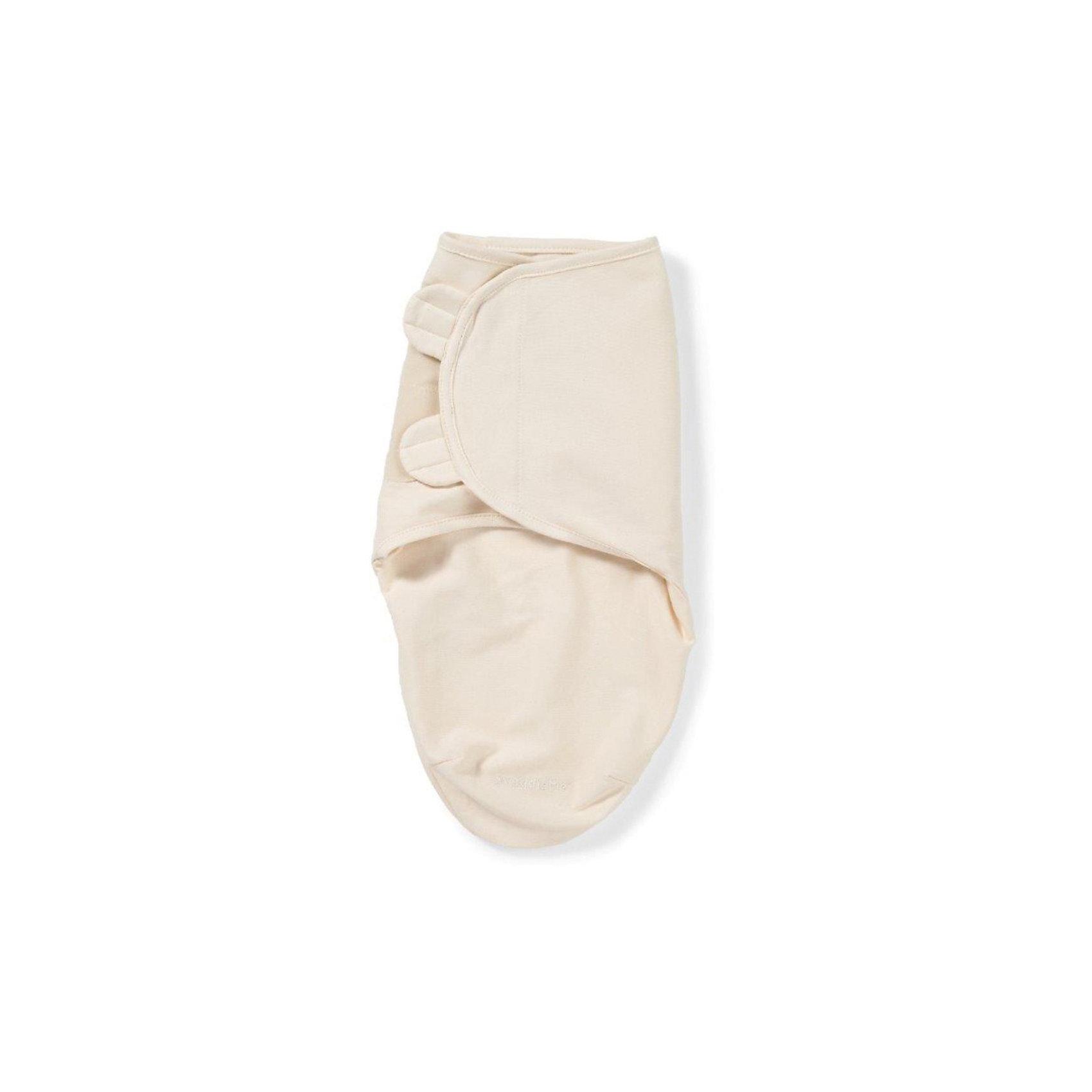 Конверт для пеленания на липучке, SWADDLEME ORGANIC р-р L, 6-10 кг., кремовыйМягкий конверт для пеленания SwaddleMe Organic, Summer Infant (Саммер Инфант) обеспечит комфорт и уют Вашему малышу, а для мамы процесс пеленания станет проще и удобнее. Конверт нежно облегает ребенка, не ограничивая его движений и создает ощущение уюта и защищенности. Сон малыша будет крепким и спокойным, а конверт поможет снизить рефлекс внезапного вздрагивания.<br><br>У конверта имеются регулируемые крылья для закрытия, которые не дадут малышу распеленаться во время сна. Положение крыльев можно регулировать по мере роста ребенка.<br>Специальная прорезь в области ног малыша позволяет определить необходимость замены подгузника, а нижнюю часть конверта можно открыть отдельно, чтобы быстро и легко сменить подгузник, не разворачивая полностью ребенка. Конверт имеет удобную застежку в виде двух липучек, рассчитан на малышей весом от 6 до 10 кг (размер  L). Можно стирать в деликатном режиме, при температуре 30 градусов.<br><br>Дополнительная информация:<br><br>- Цвет: кремовый.<br>- Материал: 100% хлопок.<br>- Длина конверта: 60 см. (размер  L).<br>- Размер упаковки: 15 х 23,5 х 3 см.<br>- Вес: 0,2 кг.<br><br>Конверт для пеленания на липучке, SWADDLEME ORGANIC р-р L, 6-10 кг., кремовый можно купить в нашем интернет-магазине.<br><br>Ширина мм: 150<br>Глубина мм: 235<br>Высота мм: 30<br>Вес г: 160<br>Возраст от месяцев: 3<br>Возраст до месяцев: 9<br>Пол: Унисекс<br>Возраст: Детский<br>SKU: 3768101