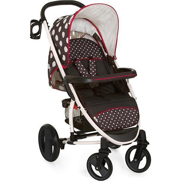 Прогулочная коляска Hauck Malibu XL, dots blackПрогулочные коляски<br><br>Ширина мм: 825; Глубина мм: 470; Высота мм: 250; Вес г: 11704; Цвет: черный; Возраст от месяцев: 6; Возраст до месяцев: 36; Пол: Унисекс; Возраст: Детский; SKU: 3768782;