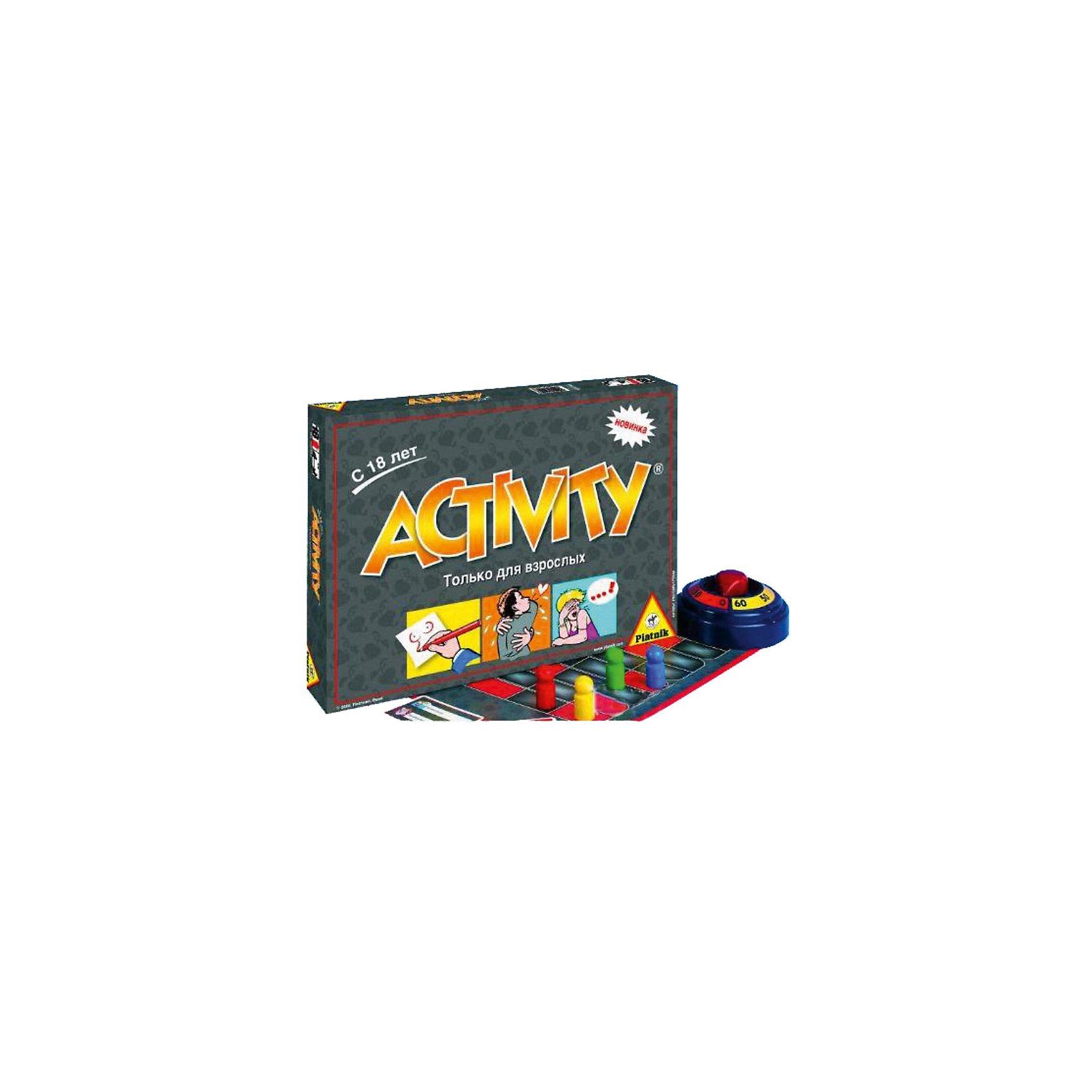 Piatnik Activity для взрослых, Piatnik arsstar настольная игра activity 2 новый дизайн