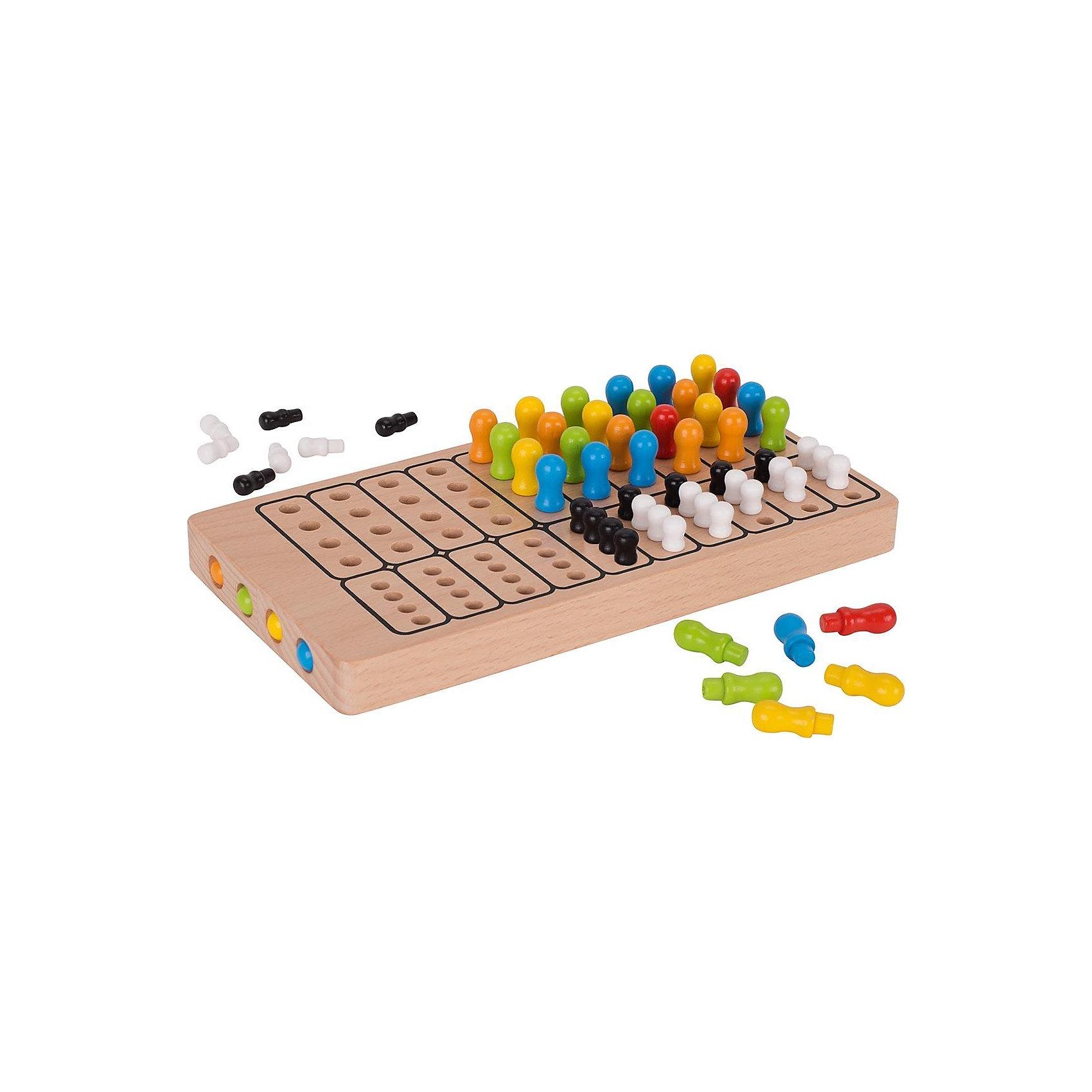 goki Игра Мастер логики GOKI головоломки icoy toys игра цветовой код