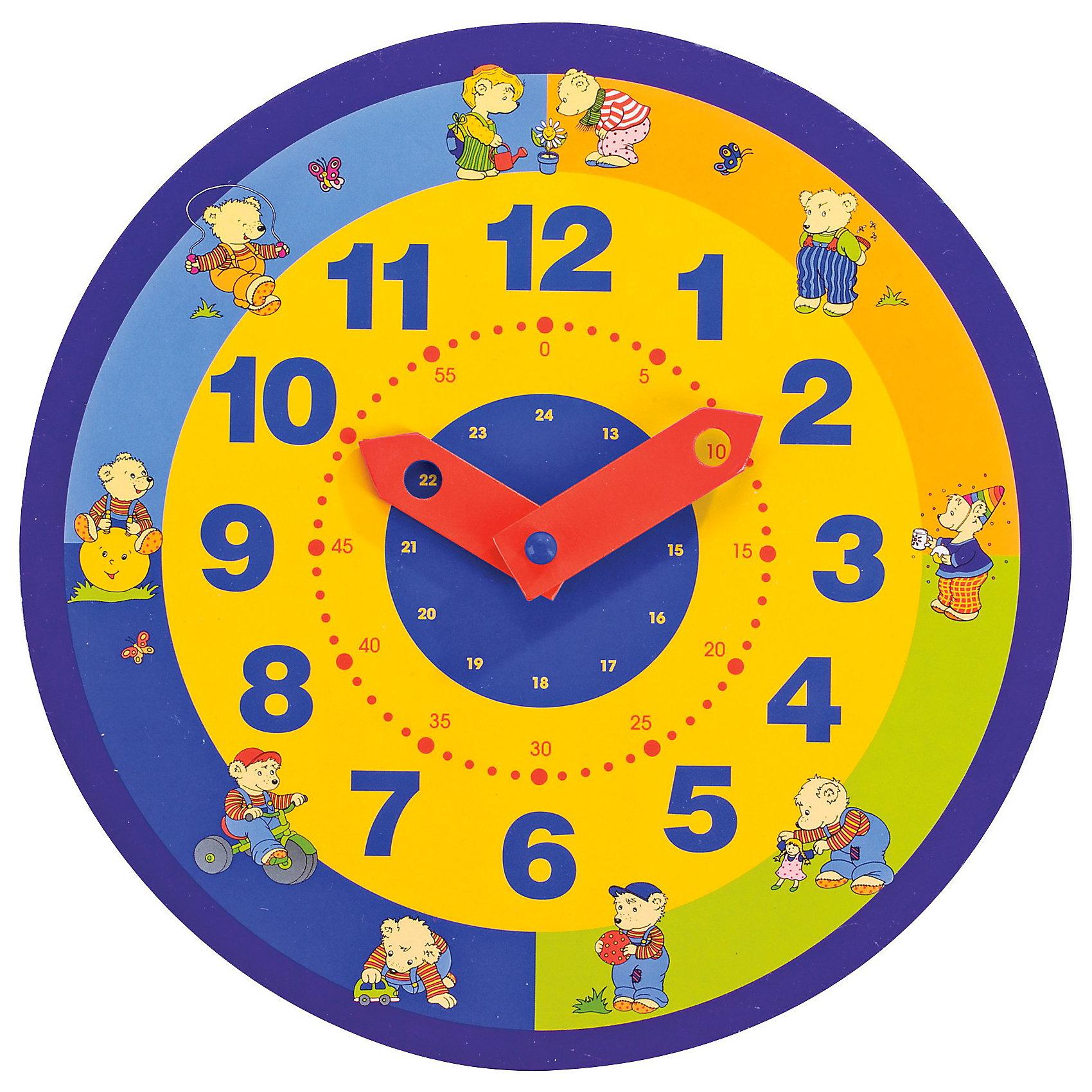Часы для обучения Мишки, goki