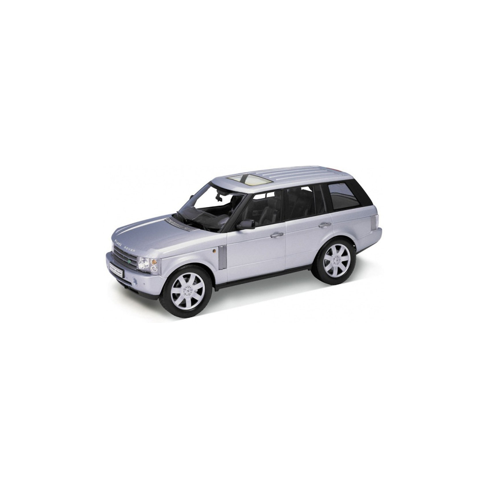 welly vw golf v 1 18 велли welly Welly Модель машины 1:18 LAND ROVER RANGE ROVER., Welly