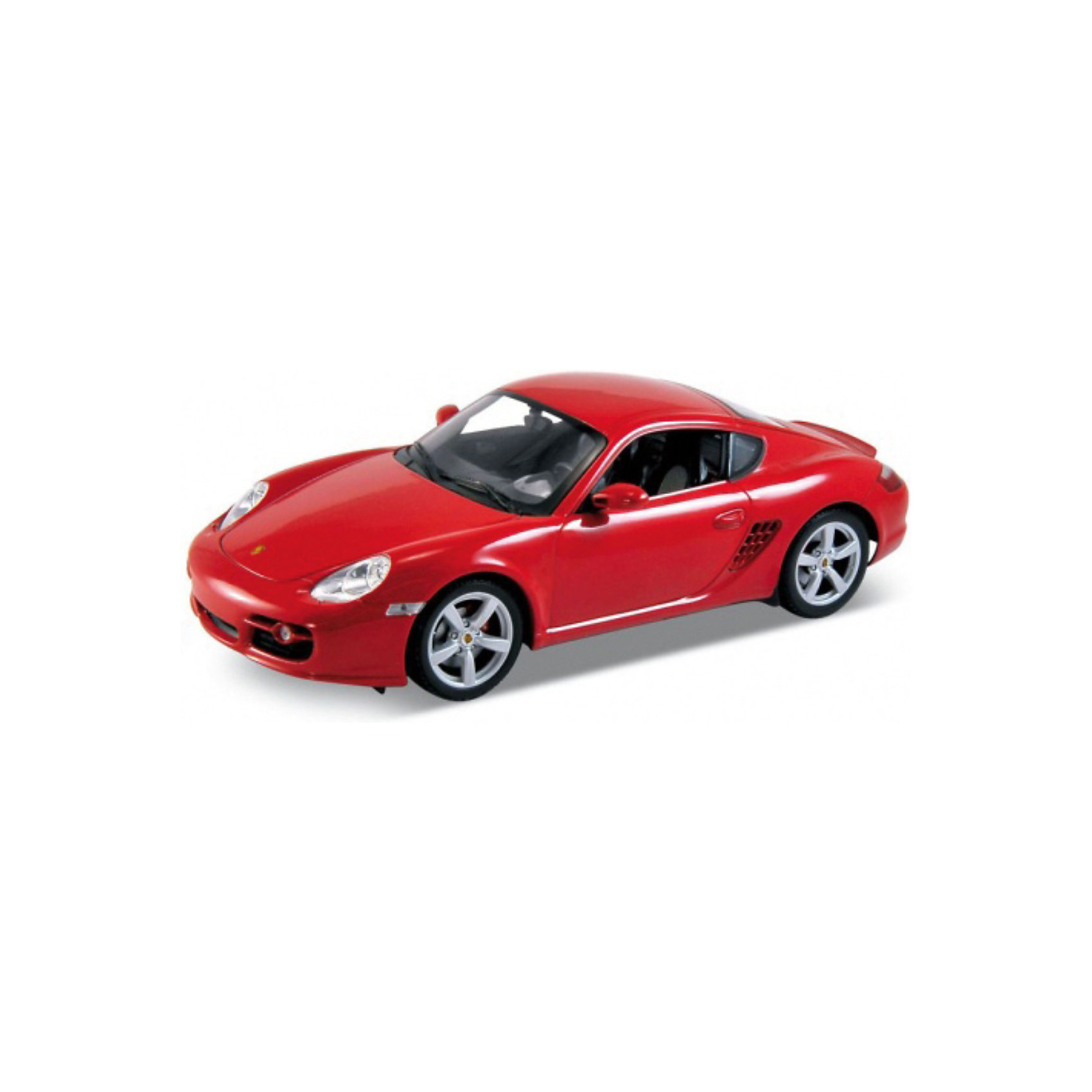 Welly Модель машины 1:18 Porsche Cayman S, Welly машинки s s космо page 1