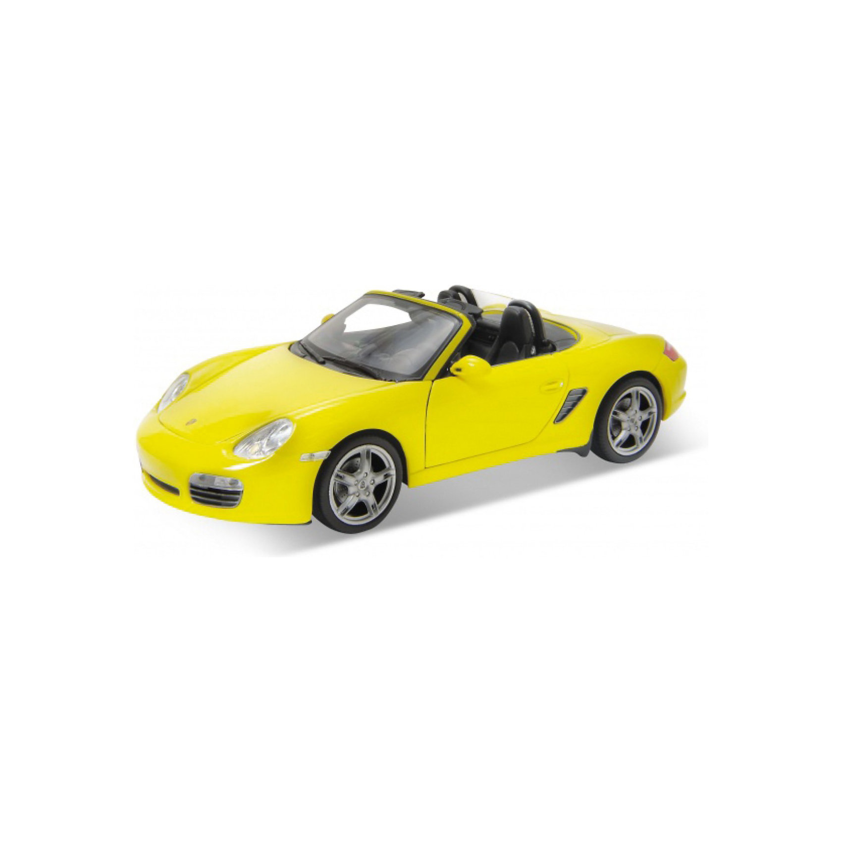 Модель машины 1:24 Porsche Boxster S, convertible., Welly