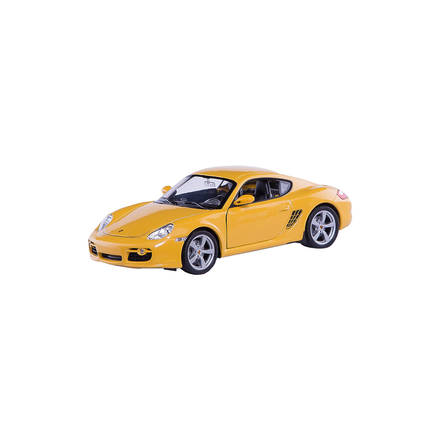 Welly Модель машины 1:24 Porsche Cayman S, Welly машинки s s космо page 1