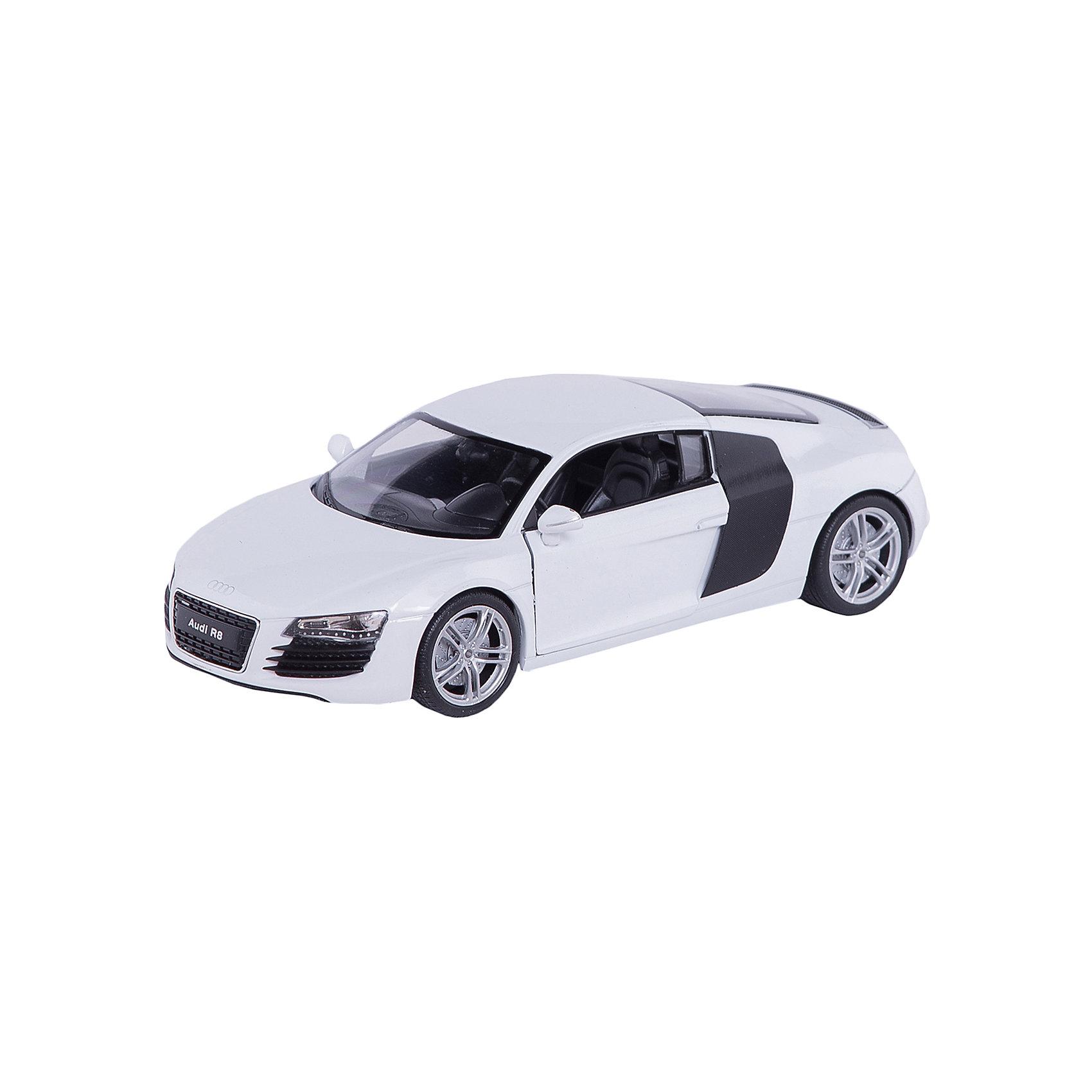 Модель машины 1:24 Audi R8, Welly