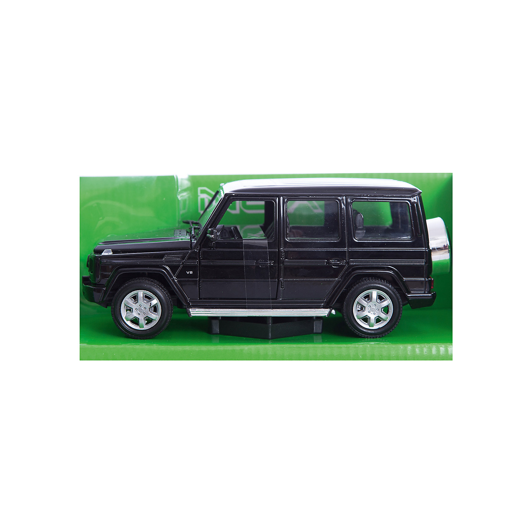 Welly Модель машины 1:24 Mercedes-Benz G-Class, Welly welly mercedes benz sl500 1 18