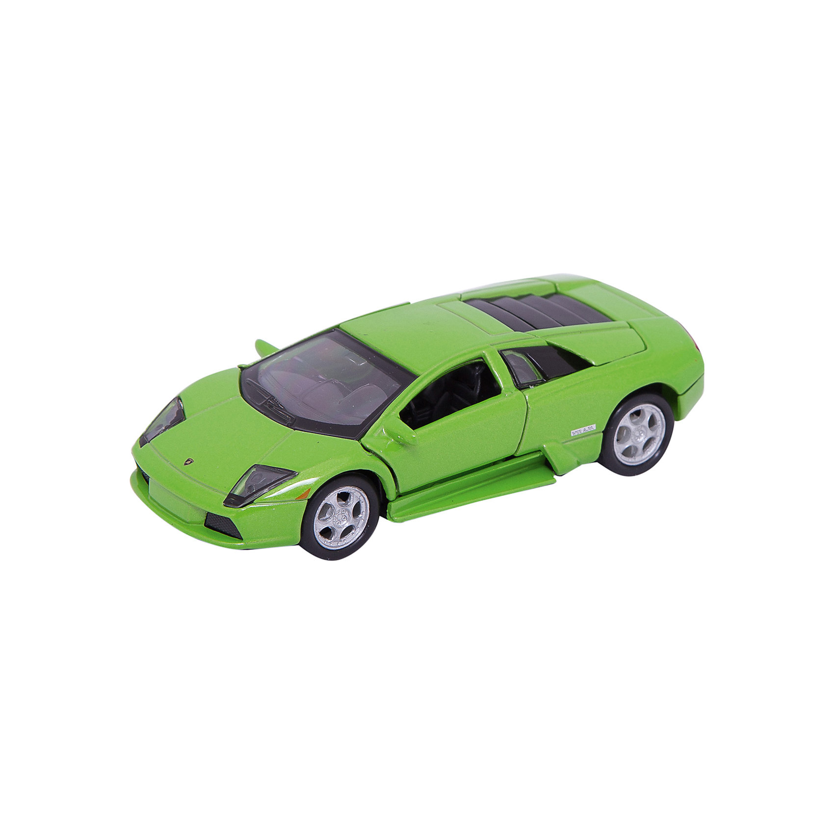 Welly Модель машины 1:34-39 LAMBORGHINI MURCIELAGO., Welly автомобиль welly nissan gtr 1 34 39 белый 43632