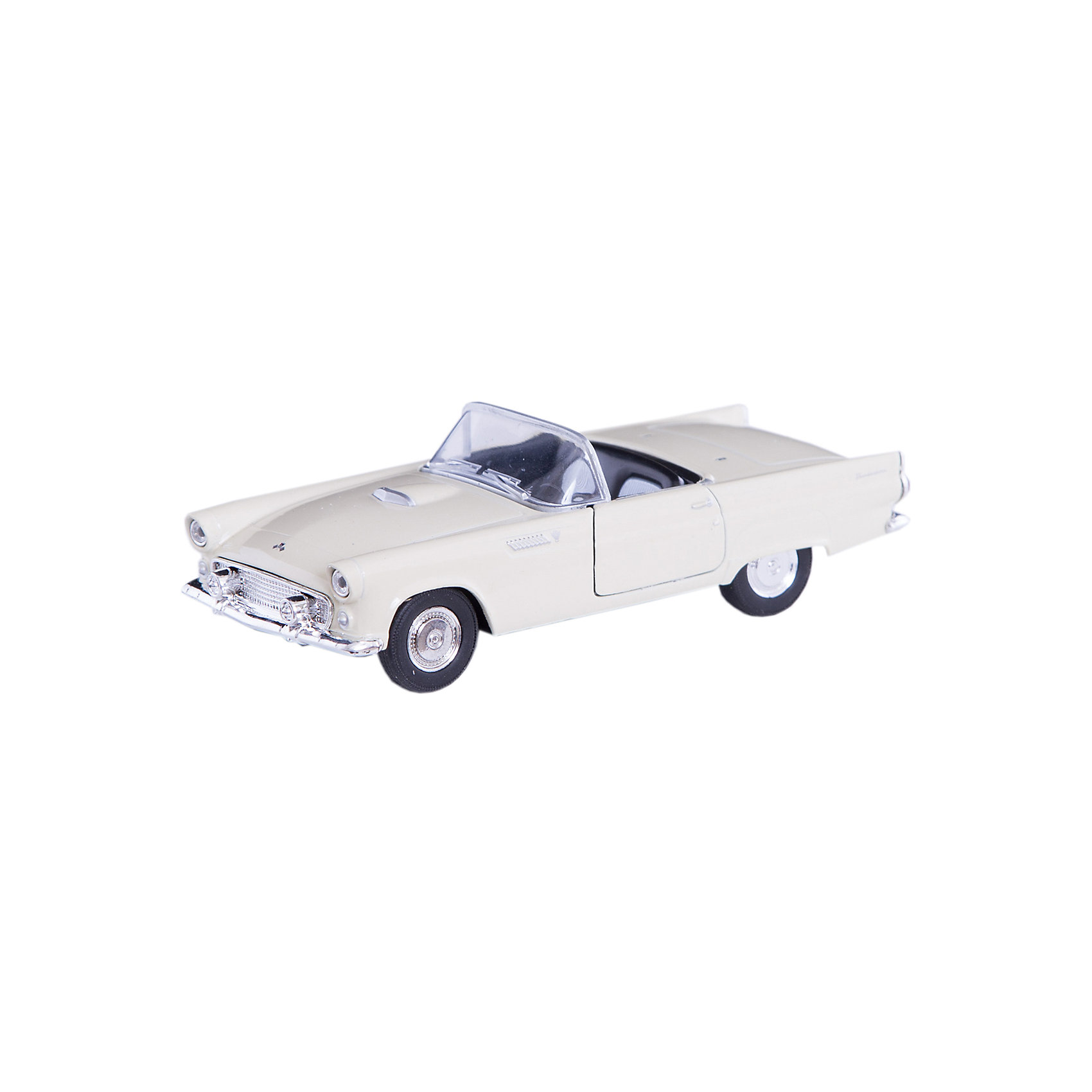 Модель винтажной машины 1:34-39 Ford Thunderbird 1955, Welly
