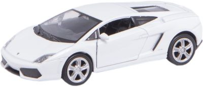 Модель машины 1:34-39 Lamborghini Gallardo, Welly фото-1