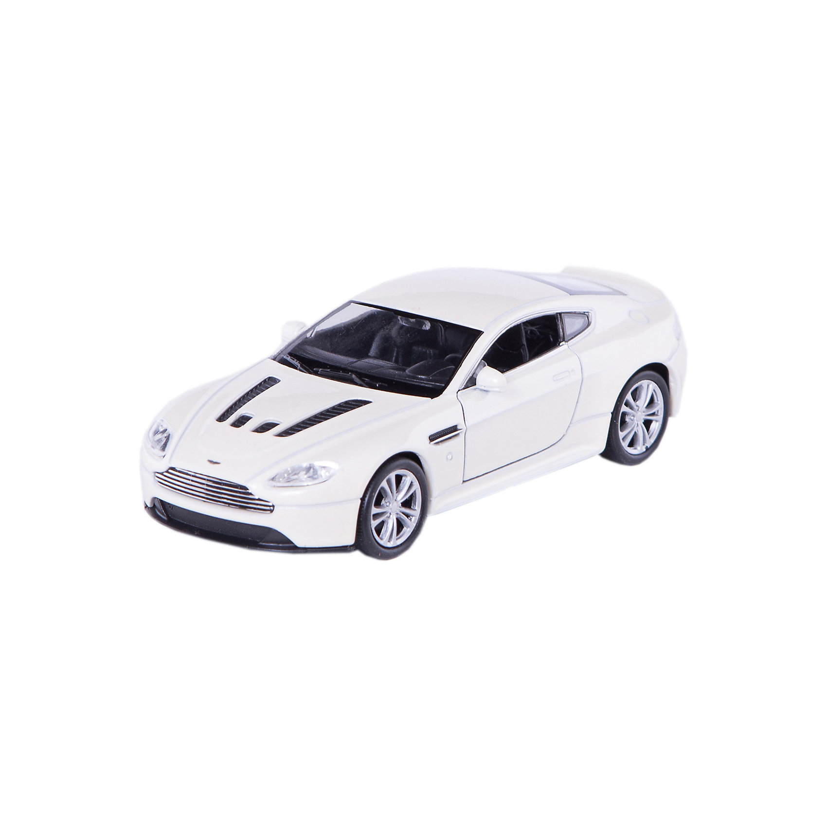 Welly Модель машины 1:34-39 Aston Martin V12 Vantage, Welly кордщетка атака 22341