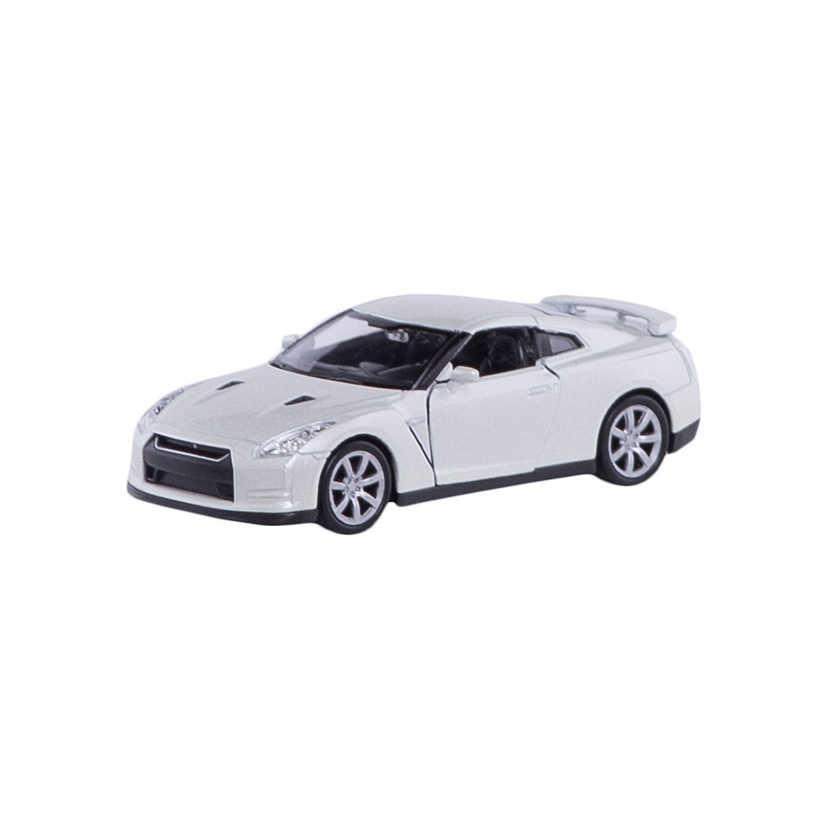 Welly Модель машины 1:34-39 Nissan GTR, Welly for nissan gtr gtr r35 led tail lights 2007 red