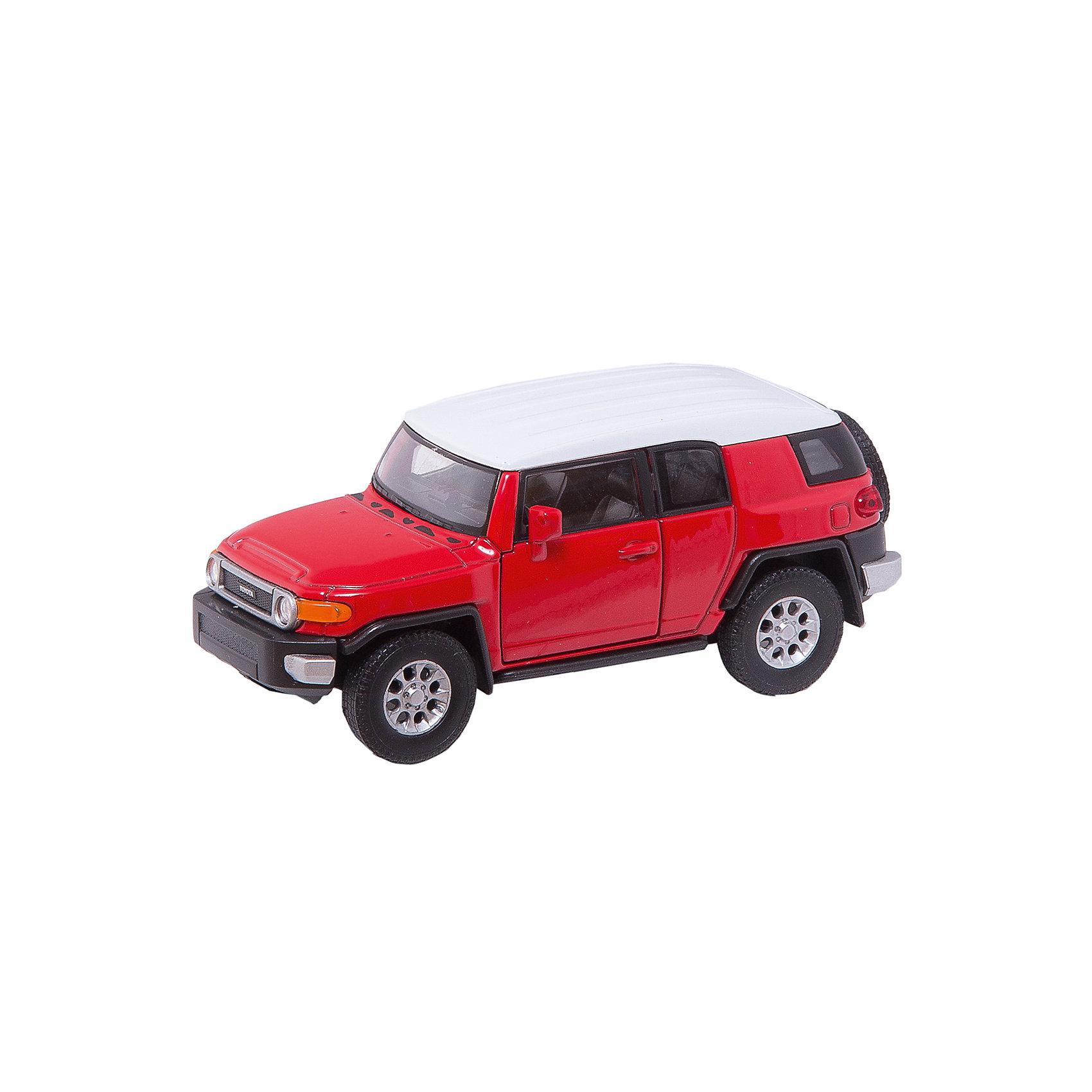 ������ ������ 1:34-39 Toyota FJ Cruiser, Welly