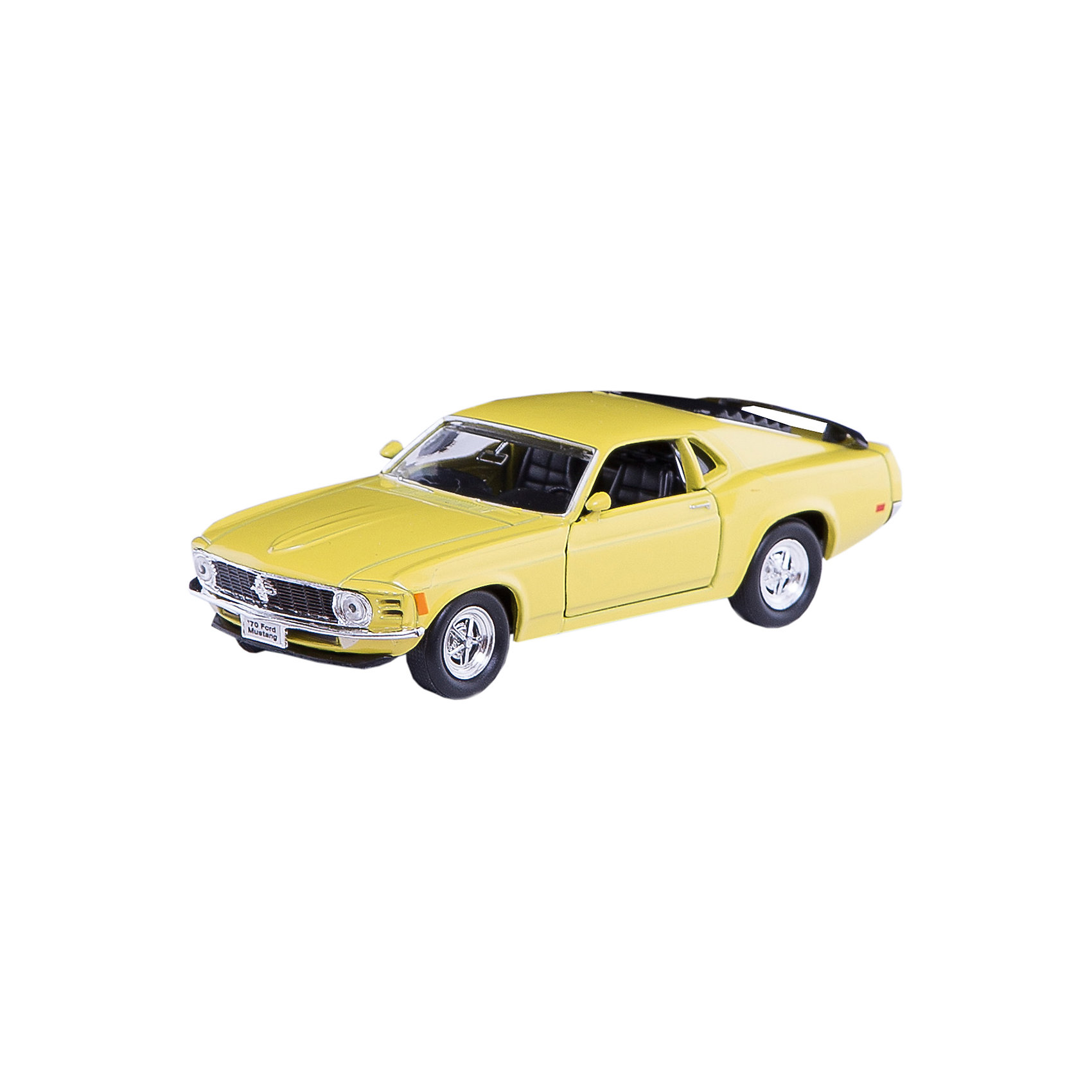������ ��������� ������ 1:34-39 Ford Mustang 1970, Welly