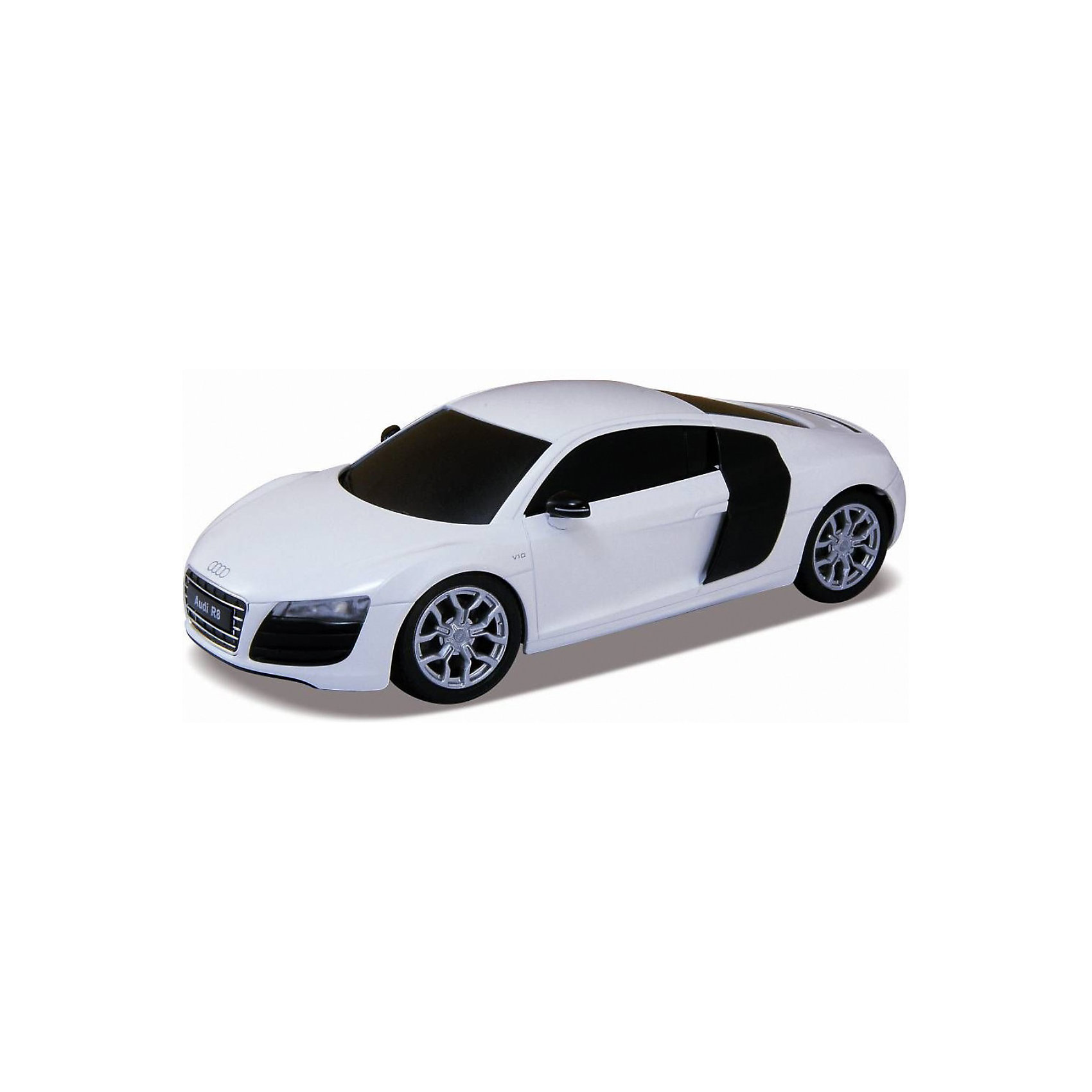 Модель машины 1:24 Audi R8 V10, р/у, Welly