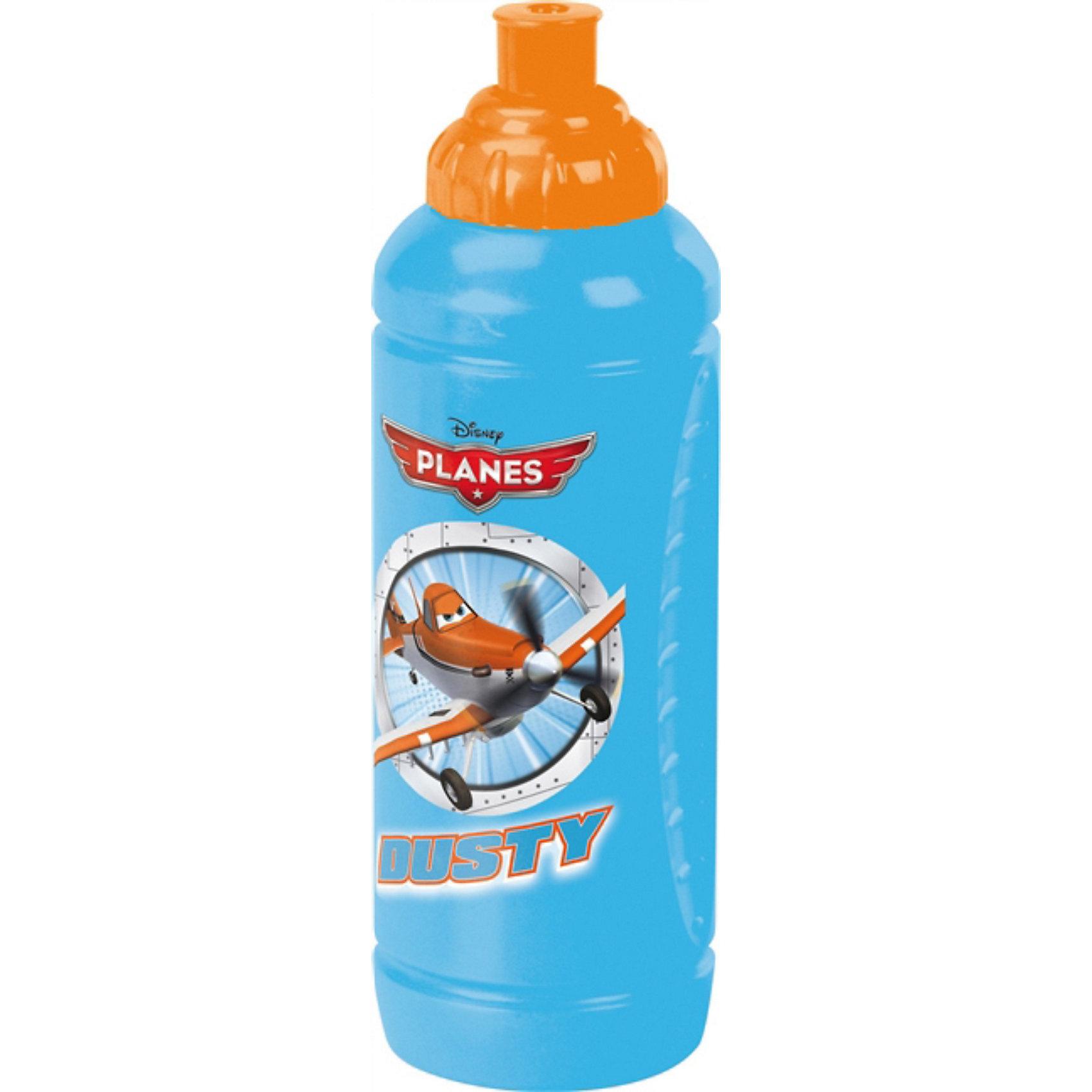 Новый Диск Бутылка спортивная (425 мл), Самолеты бутылка спортивная 700 мл чёрная 1104075