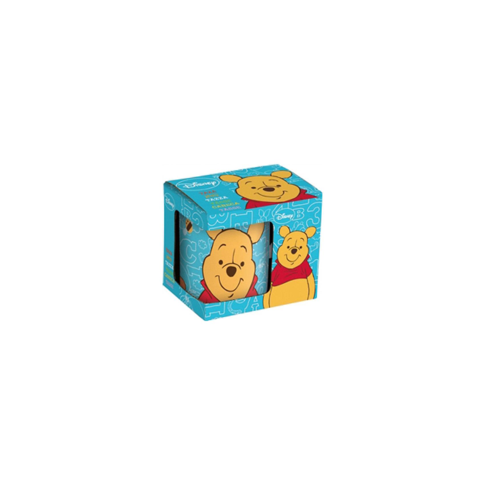 Кружка керамическая в подарочной упаковке (325 мл), Винни ПухКружка керамическая в подарочной упаковке (325 мл), Винни Пух будет хорошим подарком для Вашего ребенка.<br>Керамическая детская кружка порадует Вашего малыша и идеально подойдет для повседневного использования. Кружка оформлена в ярком красочном дизайне по мотивам любимого всеми мультфильма «Винни Пух». Кружка упакована в яркую подарочную коробочку.<br><br>Дополнительная информация:<br><br>- Материал: керамика<br>- Объем: 325 мл.<br>- Размер: 115 х 90 х 105 мм.<br><br>Кружку керамическую в подарочной упаковке (325 мл), Винни Пух можно купить в нашем интернет-магазине.<br><br>Ширина мм: 115<br>Глубина мм: 90<br>Высота мм: 105<br>Вес г: 365<br>Возраст от месяцев: 36<br>Возраст до месяцев: 120<br>Пол: Унисекс<br>Возраст: Детский<br>SKU: 3777957