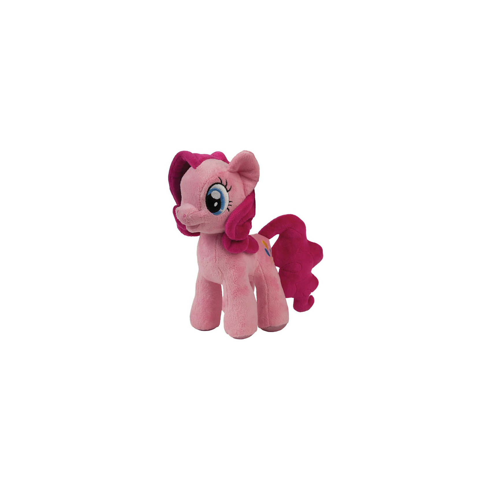 МУЛЬТИ-ПУЛЬТИ Пони Пинки Пай, со светом и звуком, My little Pony, МУЛЬТИ-ПУЛЬТИ мульти пульти мягкая игрушка серый мышонок 23 см со звуком кот леопольд мульти пульти