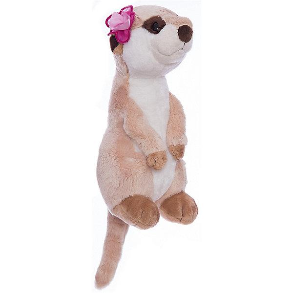 Сурикат- девочка, 20 см, NICIМягкие игрушки животные<br>Плюшевый зверек Сурикат- девочка, 20 см от NICI станет лучшим другом Вашего малыша на долгие годы. У игрушки мягкая приятная на ощупь шерстка, а потому его так приятно обнимать и прижимать к себе. Основной цвет игрушки – бежевый. Животик и мордочка - белые. Глазки пластиковые, на голове яркий бант.<br>Игрушка изготовлена из экологически чистых материалов: высококачественного плюша с набивкой из гипоаллергенного синтепона. Не деформируется и не теряет внешний вид при стирке.<br><br>Дополнительная информация:<br><br>- Высота игрушки: 20 см.<br>- Материал: плюш, синтепон<br><br>Мягкую игрушку Сурикат- девочка, 20 см можно купить в нашем интернет-магазине.<br>Ширина мм: 100; Глубина мм: 230; Высота мм: 170; Вес г: 167; Возраст от месяцев: 36; Возраст до месяцев: 1188; Пол: Женский; Возраст: Детский; SKU: 3784421;
