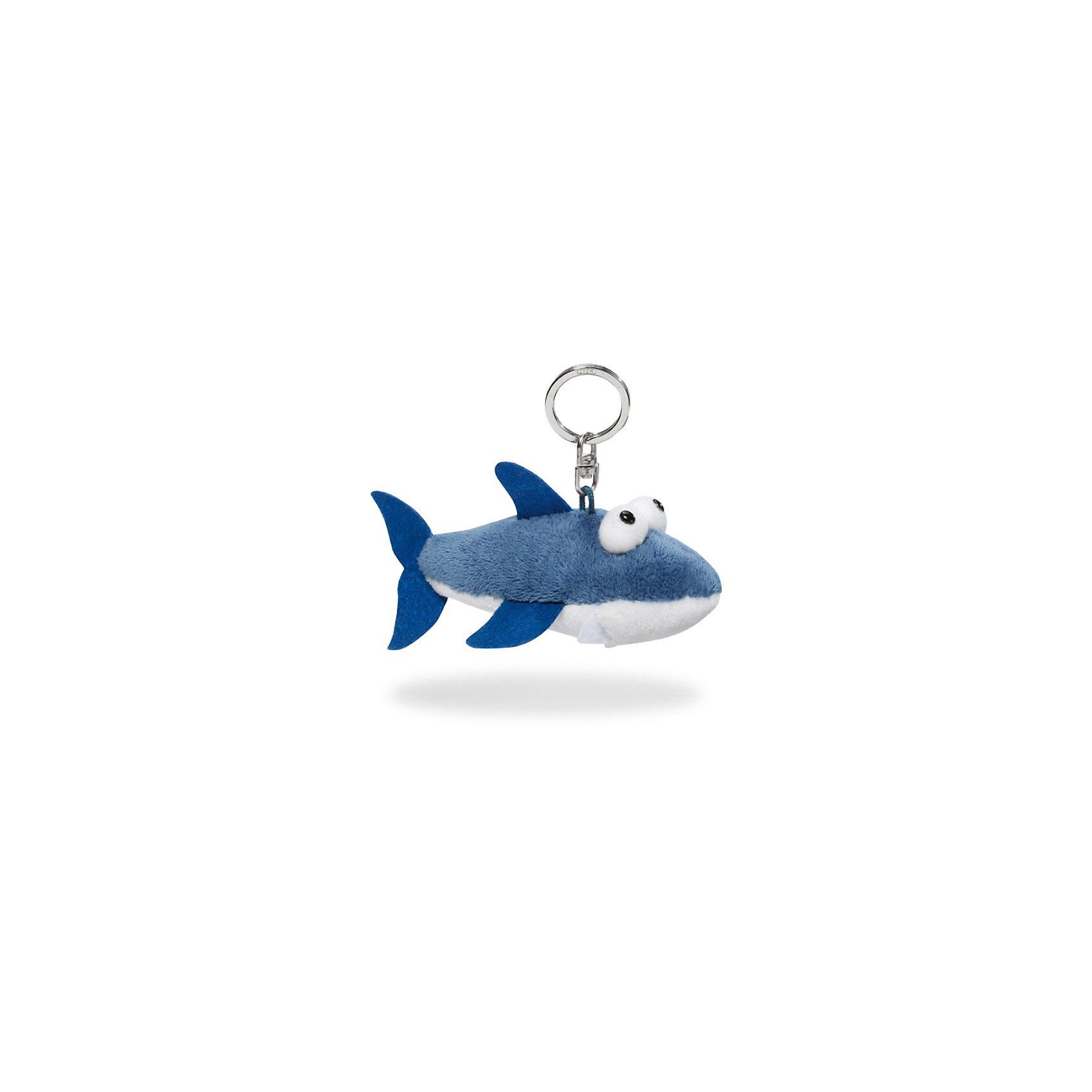 Брелок Акула, 10 см, NICIБрелок Акула, 10 см от NICI – это небольшая мягкая игрушка, которая украсит связку ключей или рюкзачок ребёнка. Игрушки такого размера интересно коллекционировать, а также они могут послужить небольшим приятным сувениром. Уникальный дизайн брелока непременно привлечёт к нему внимание. <br>Изготовлен из экологически чистых материалов: высококачественного плюша и гипоаллергенного синтепона. Не деформируется и не теряет внешний вид при стирке.<br><br>Дополнительная информация:<br><br>- Размер брелока: 10 см.<br>- Материал: плюш, синтепон<br><br>Брелок Акула, 10 см можно купить в нашем интернет-магазине.<br><br>Ширина мм: 110<br>Глубина мм: 80<br>Высота мм: 45<br>Вес г: 27<br>Возраст от месяцев: 36<br>Возраст до месяцев: 1188<br>Пол: Унисекс<br>Возраст: Детский<br>SKU: 3784425