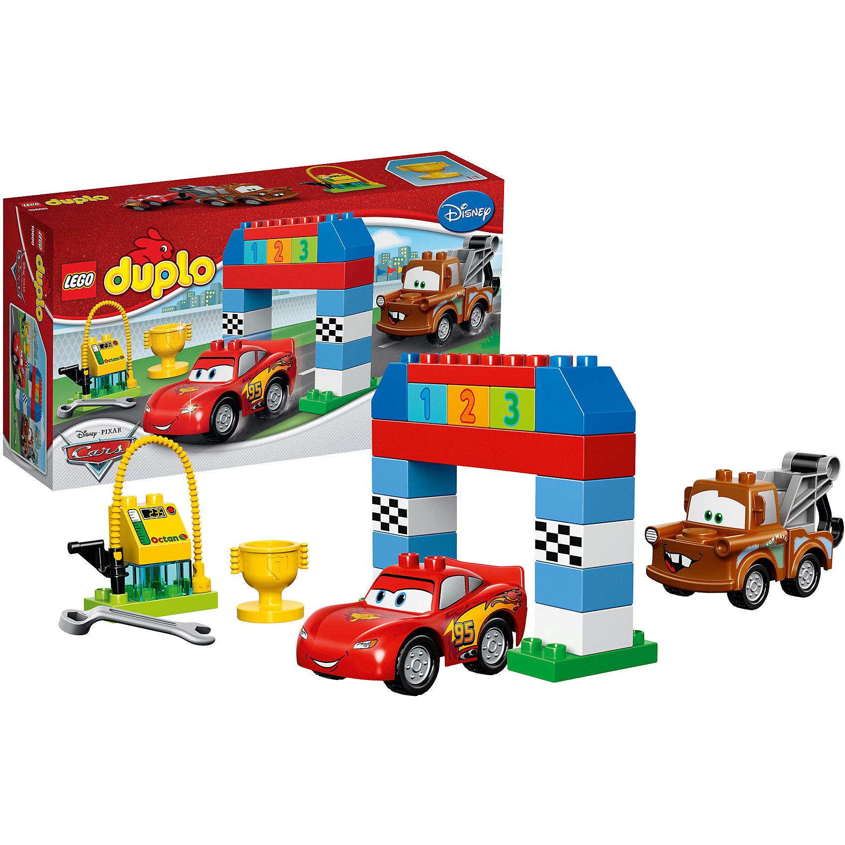 LEGO LEGO DUPLO 10600: Гонки на Тачках