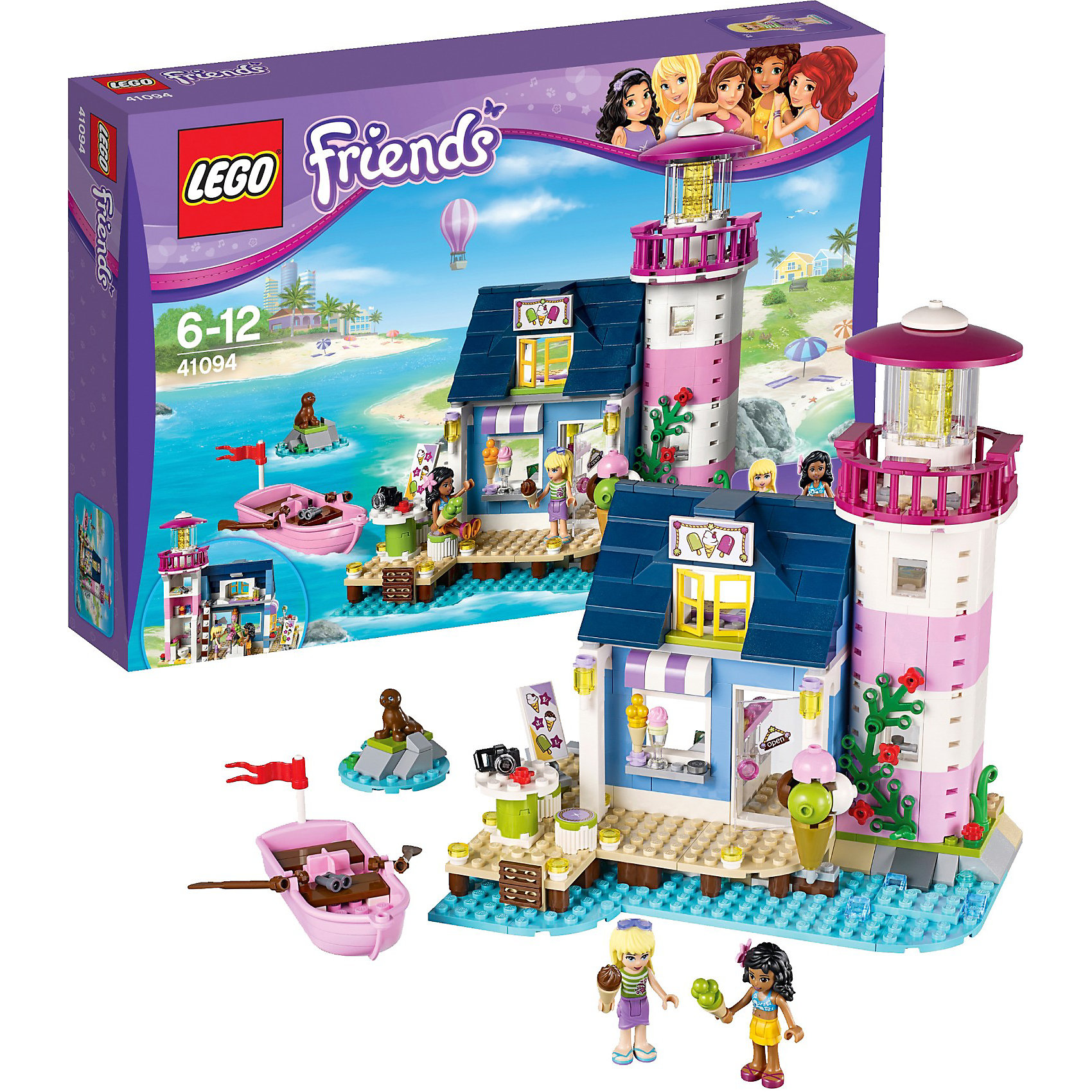 LEGO LEGO Friends 41094: Маяк