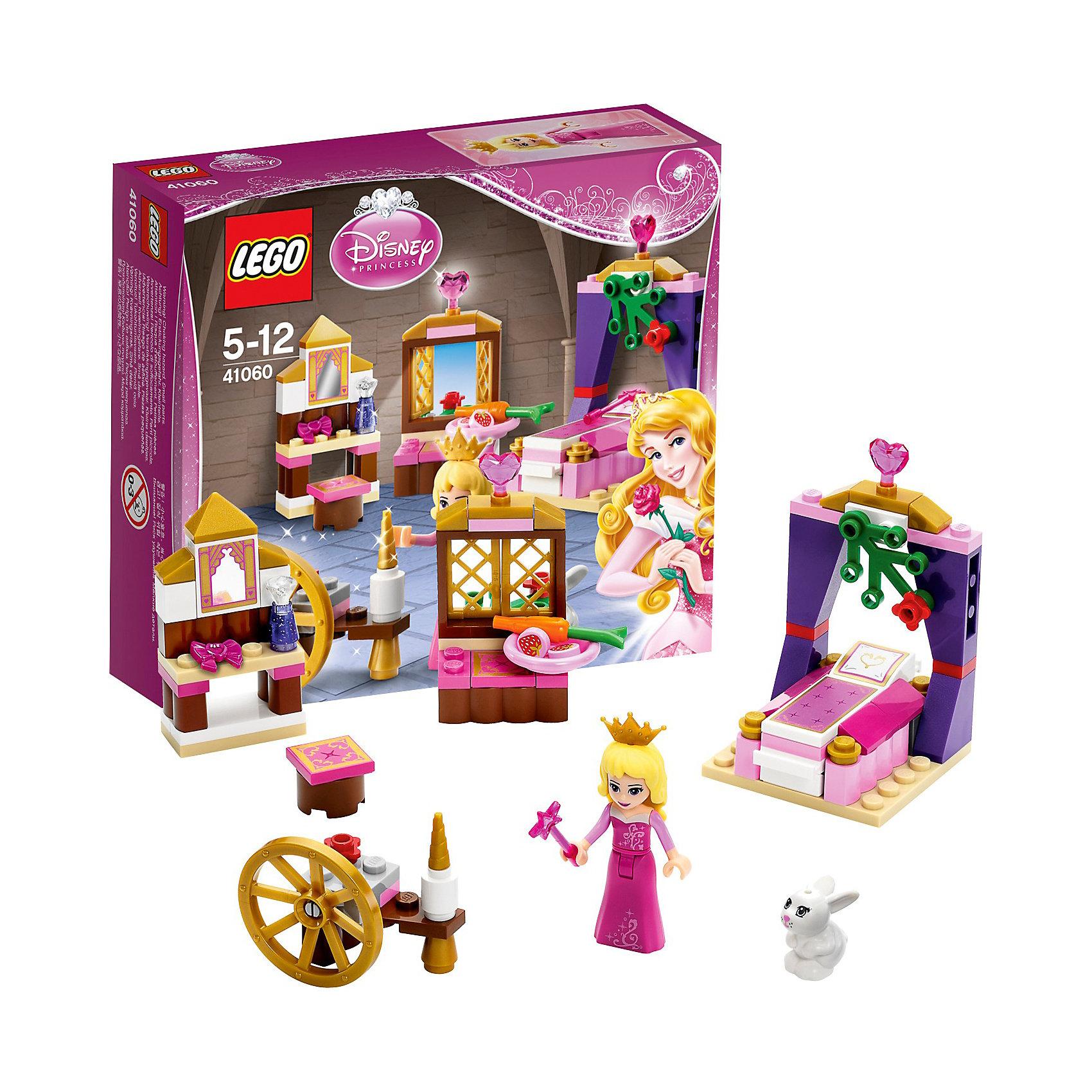 LEGO Принцессы Дисней 41060: Спальня Спящей красавицы