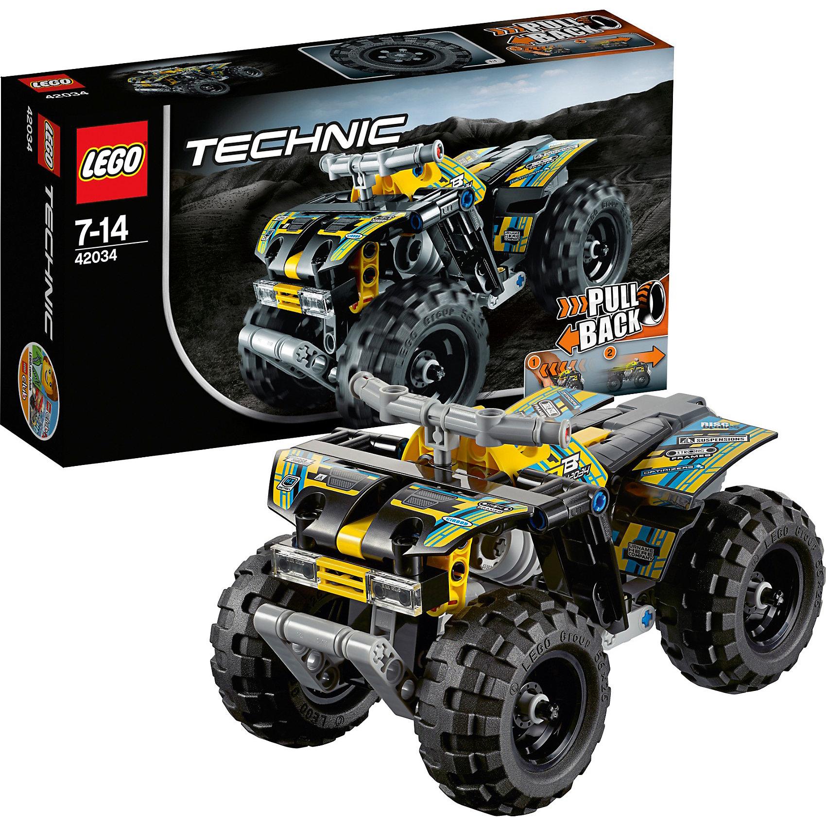 LEGO Technic 42034: Квадроцикл
