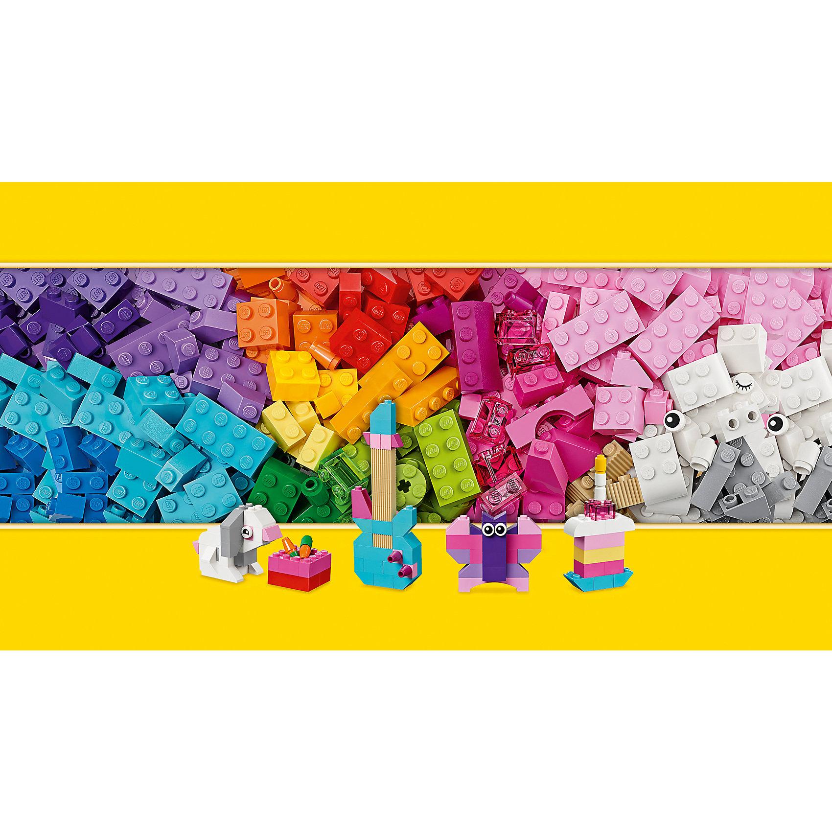 LEGO Classic 10694: ���������� � ������ ��� ���������� � ���������� �����