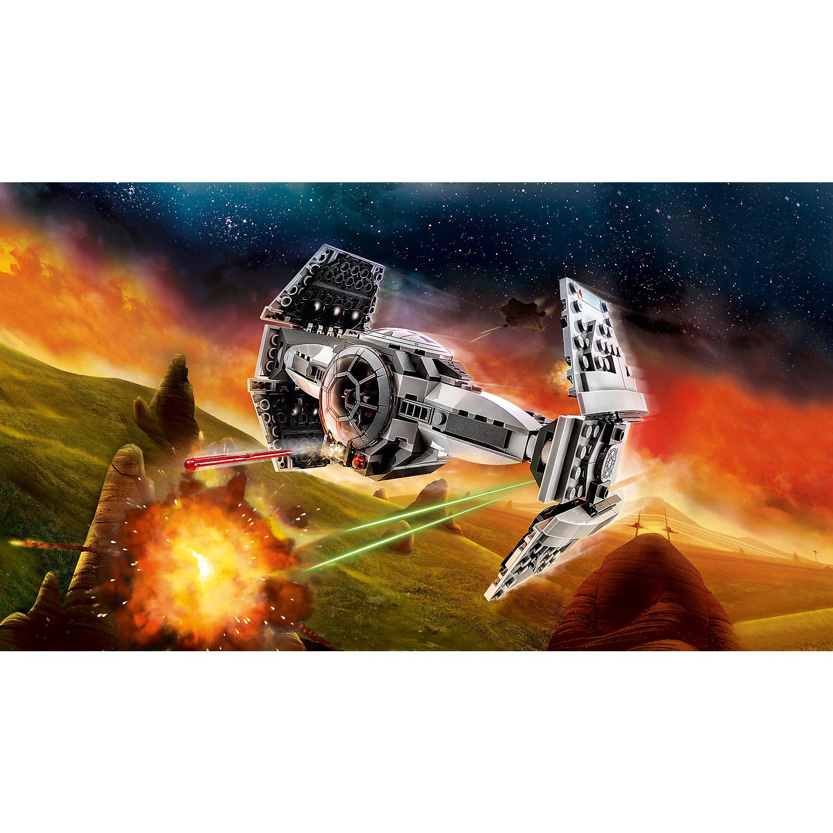 LEGO Star Wars 75082: ���������� �������� TIE ����������� (TIE Advanced Prototype�)