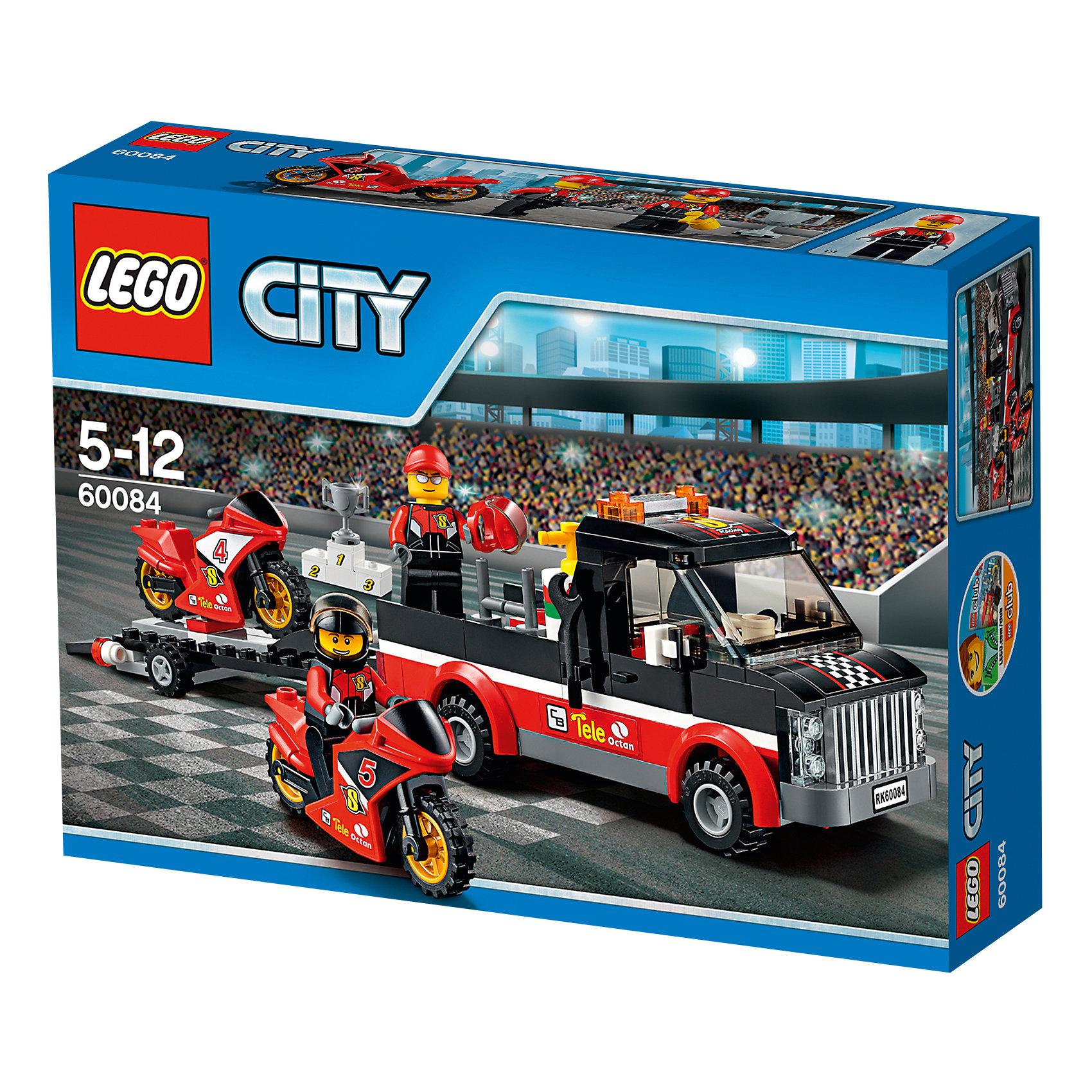 LEGO City 60084: ���������� �������� ����������