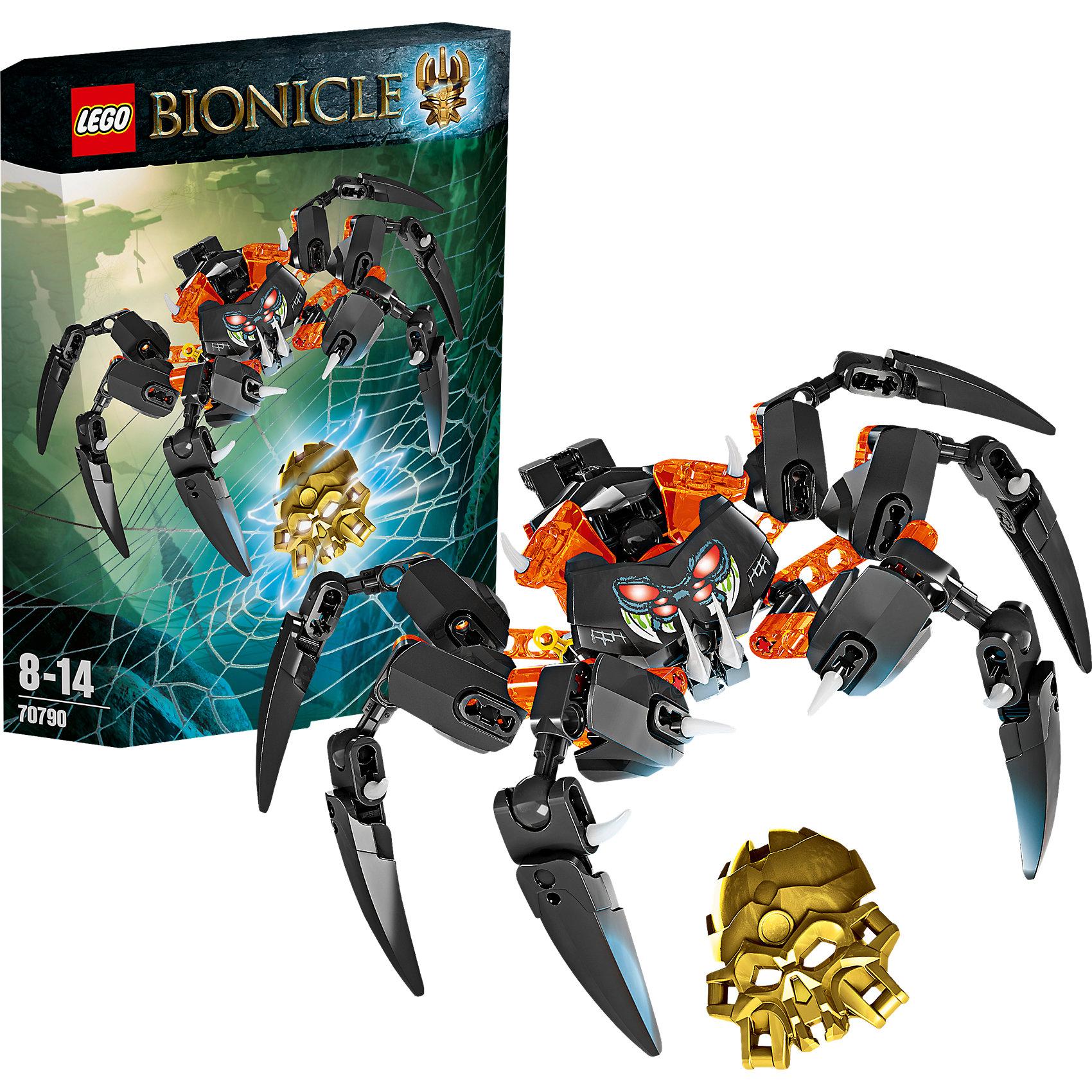LEGO BIONICLE 70790: Лорд Паучий Череп