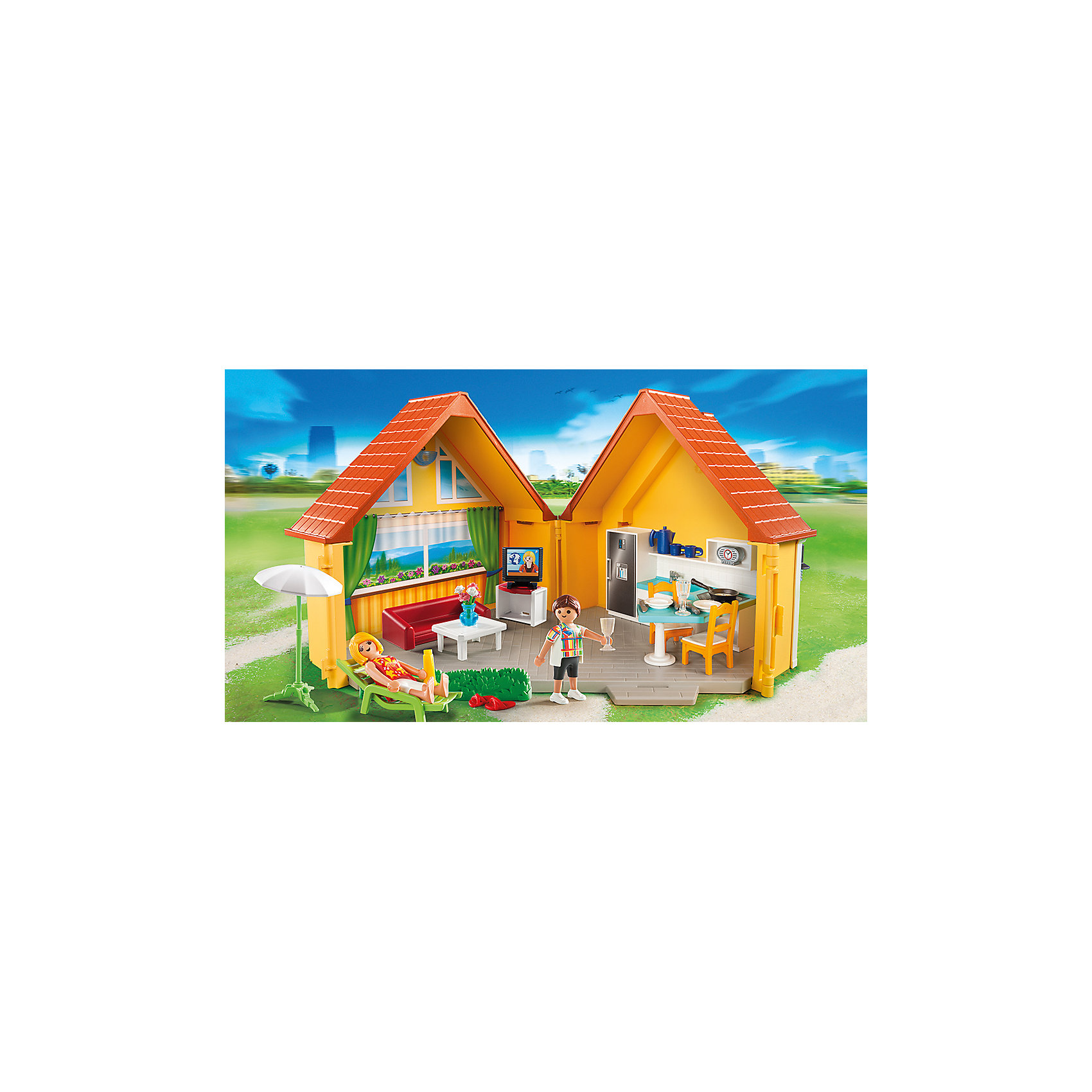 PLAYMOBIL® Возьми с собой: Деревенский дом, PLAYMOBIL