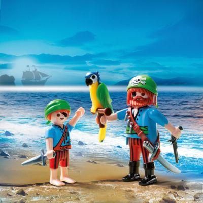PLAYMOBIL® ДУО: Пираты отец с сыном, PLAYMOBIL