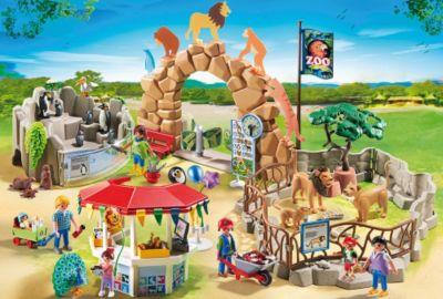 PLAYMOBIL® Мой большой зоопарк, PLAYMOBIL