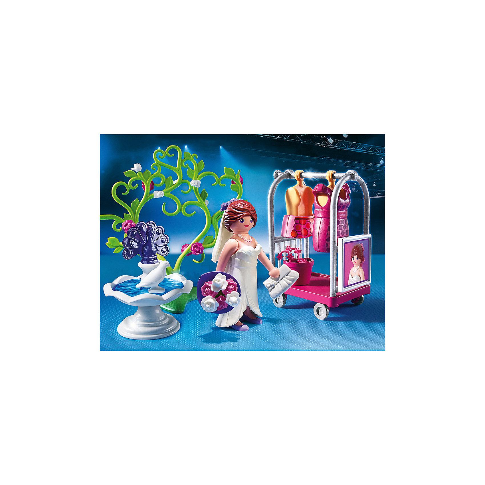 PLAYMOBIL® Фэшн и Стиль: Свадебная фотосессия, PLAYMOBIL playmobil® зоопарк стая фламинго playmobil