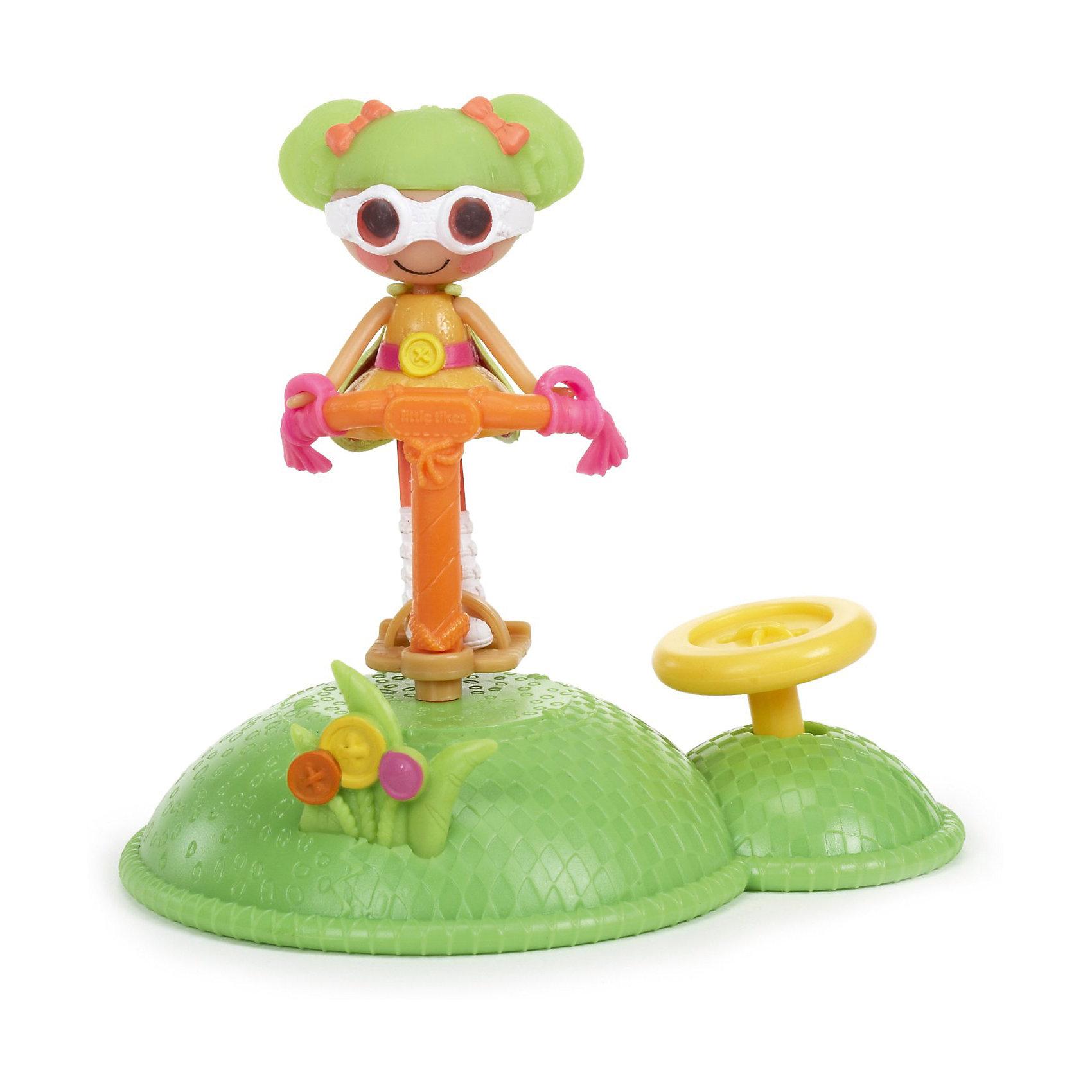 - Кукла Веселый спорт: Ходуля, Mini Lalaloopsy кукла lalaloopsy mini с интерьером в ассортименте