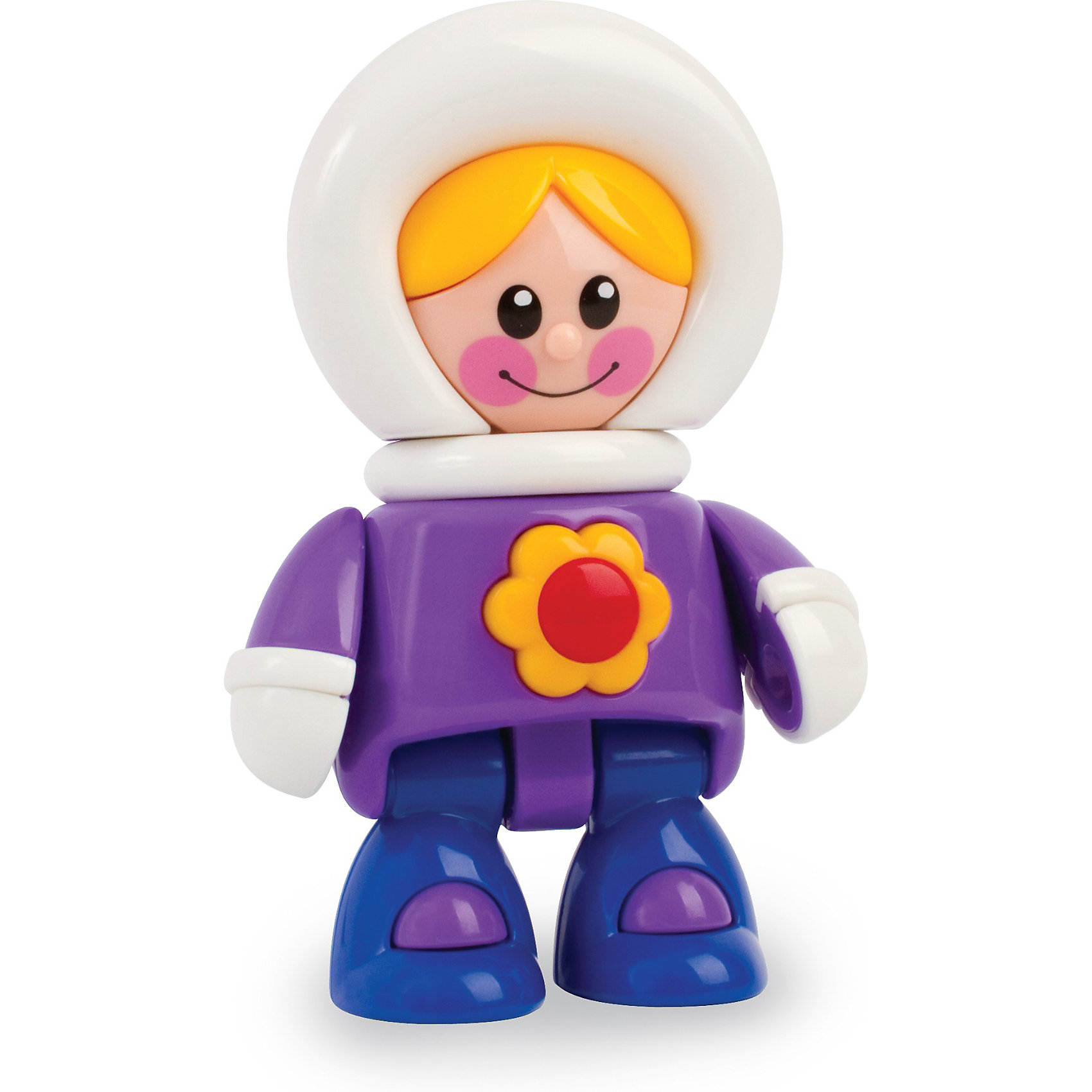 TOLO Фигурка Эскимоска, Первые друзья, TOLO фигурки игрушки tolo фигурка пещерная девочка
