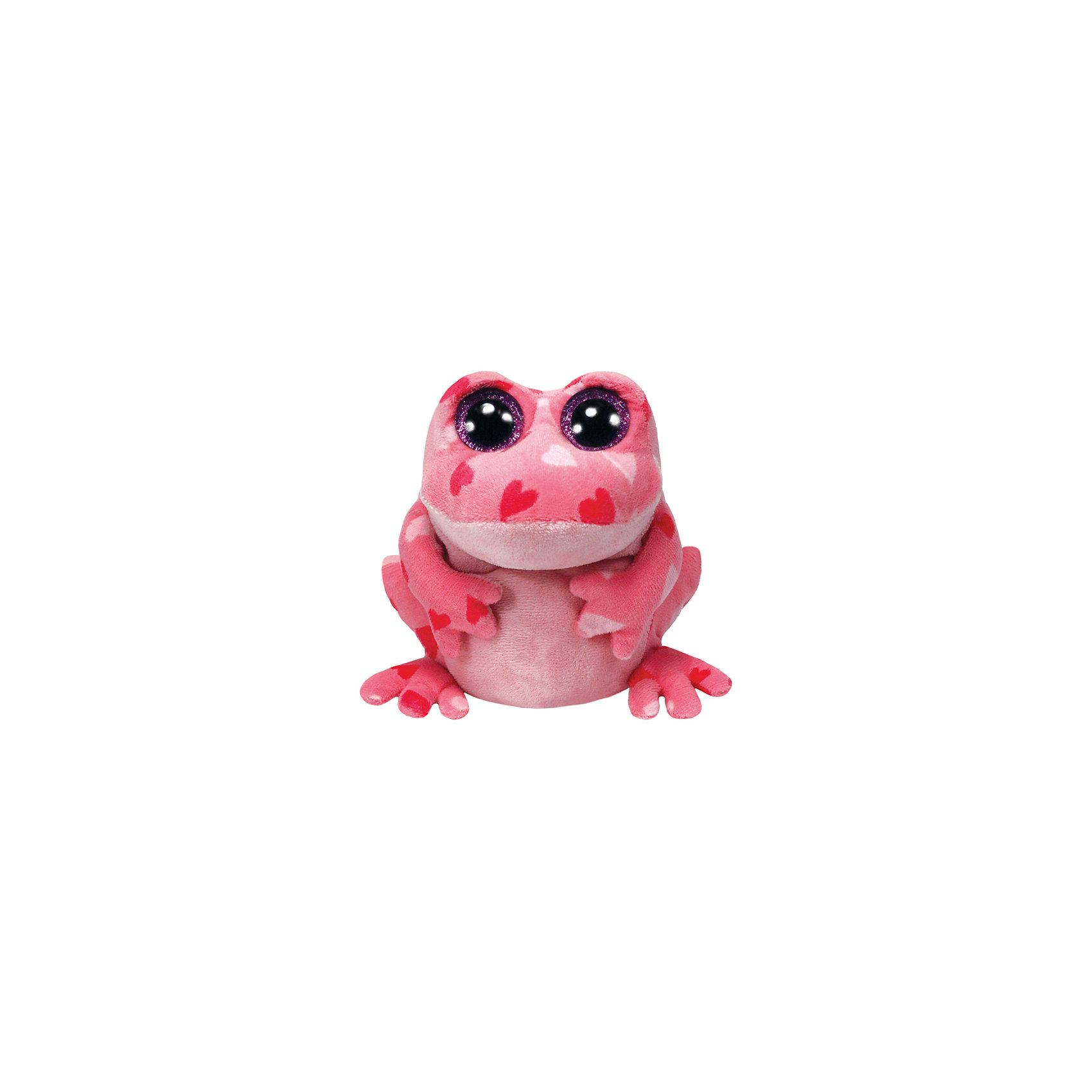 Лягушка Smitten, 15 см, Ty
