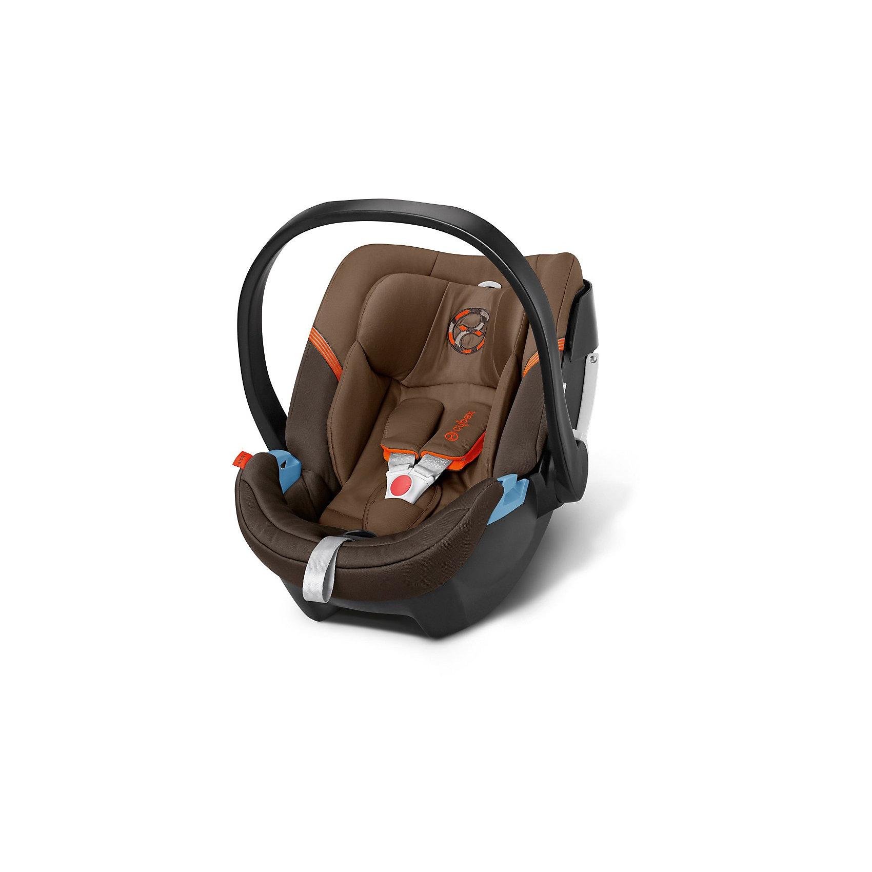 Автокресло Cybex Aton 4, 0-13 кг, Coffee BeanГруппа 0+ (До 13 кг)<br>Дополнительная информация:<br><br>-Группа: 0+<br>-возраст: с рождения до 18 мес<br>-вес: 0 - 13 кг<br>-вес кресла: всего 3.5 кг<br>-размеры: 63 Х 44 - 51,5 Х 55 см<br>-размер подушки: 30 x 22 см<br>-длина спинки: 43 см<br>-вкладыш для новорожденных <br>-3-точечные ремни с мягкими накладками<br>-сверхлёгкость и невероятная мобильность<br>-встроенный складной козырёк - идеальная защита от солнца и ветра<br>-извлекаемый вкладыш сидения регулирует положение ребенка<br><br>Обладая непревзойденным уровнем безопасности, прекрасным дизайном и функциональностью, ультралегкое и невероятно просторное кресло CYBEX Aton идеально для мобильных родителей. Вне автомобиля кресло Aton становится частью системы для путешествий CYBEX, легко соединяясь с колясками CYBEX и другими при помощи адаптеров. Люлька может быть прикреплена ремнями или при помощи одной из наших баз.<br><br><br>Автокресло Aton 4, 0-13 кг, Cybex, Coffee Bean можно купить в нашем магазине.<br><br>Ширина мм: 702<br>Глубина мм: 446<br>Высота мм: 345<br>Вес г: 6120<br>Цвет: коричневый<br>Возраст от месяцев: 0<br>Возраст до месяцев: 12<br>Пол: Унисекс<br>Возраст: Детский<br>SKU: 3789521