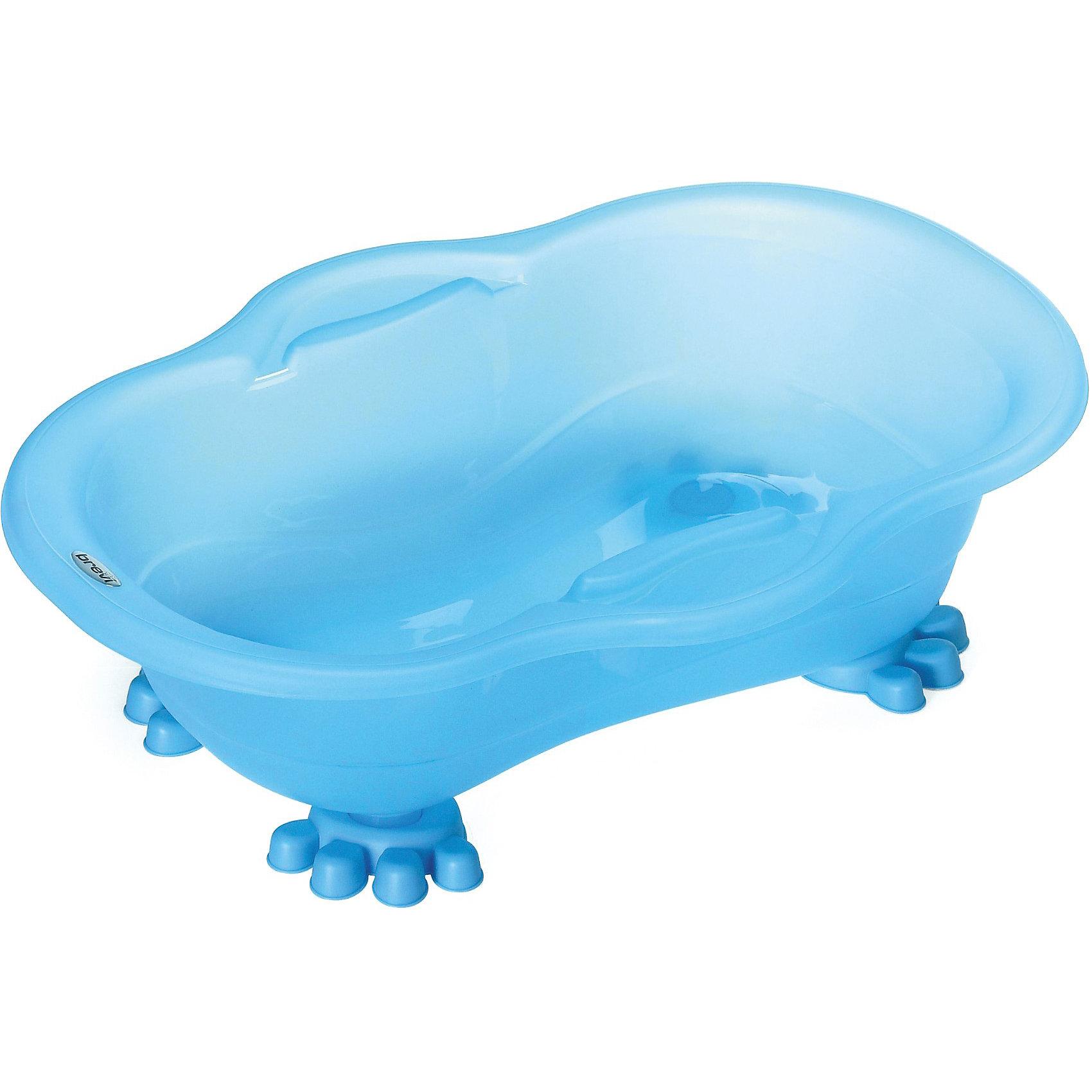 Ванночка для купания Dou Dou, Brevi,  синий