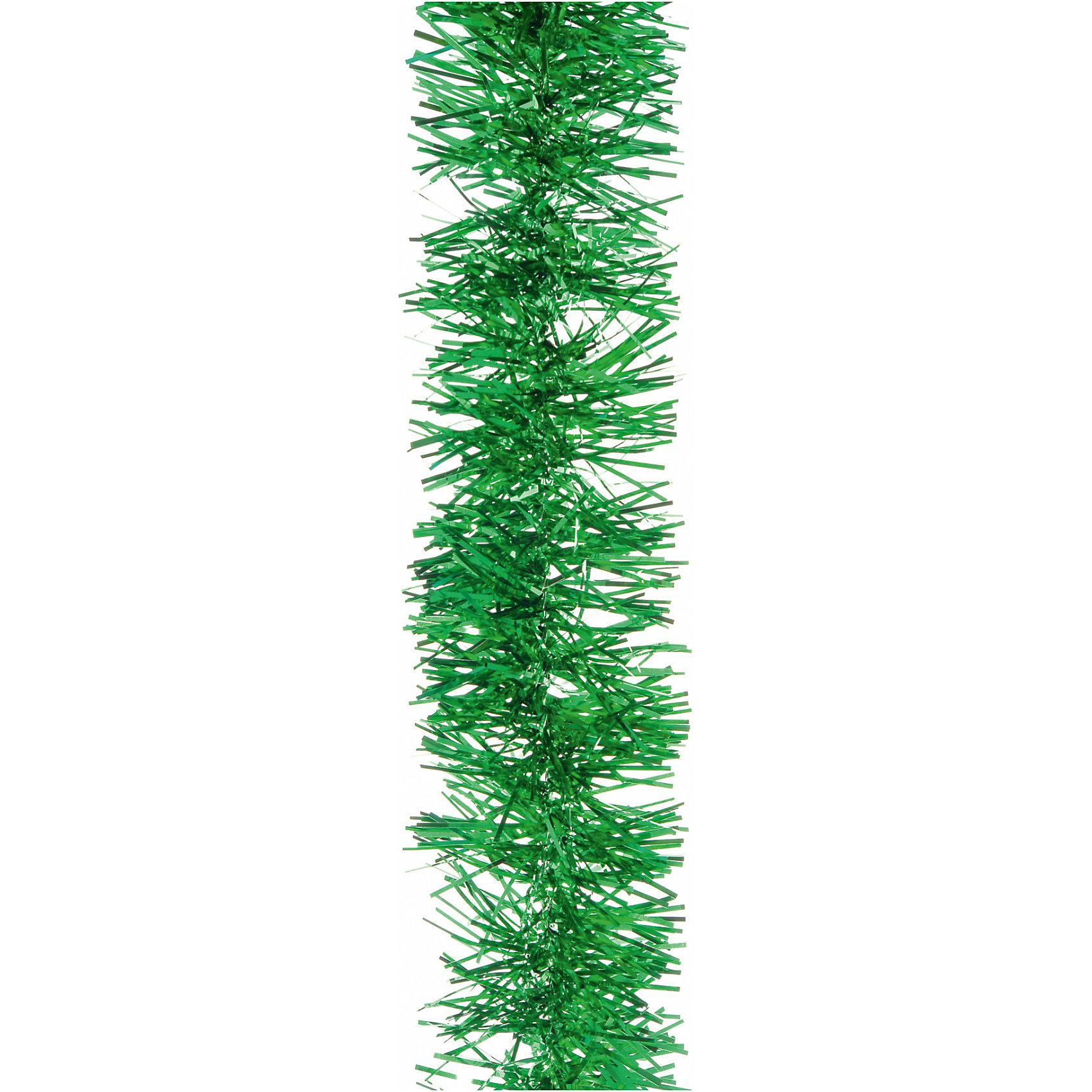 Мишура 4 слоя, 7 см х 2 м, цвет - зеленыйМишура T-9708, Волшебная страна станет замечательным украшением Вашей новогодней елки или интерьера и поможет создать праздничную волшебную атмосферу. Мишура<br>красивого изумрудно-зеленого цвета состоит из четырех слоев, она будет чудесно смотреться на елке и радовать детей и взрослых. <br><br>Дополнительная информация:<br><br>- Цвет: зеленый.<br>- Размер мишуры: 7 см. х 2 м.<br>- Вес: 61 гр. <br><br>Мишуру T-9708, 4 слоя, Волшебная страна можно купить в нашем интернет-магазине.<br><br>Ширина мм: 510<br>Глубина мм: 70<br>Высота мм: 70<br>Вес г: 61<br>Возраст от месяцев: 60<br>Возраст до месяцев: 180<br>Пол: Унисекс<br>Возраст: Детский<br>SKU: 3791404